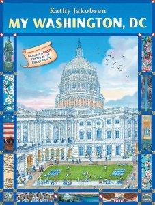 My Washington, DC cover