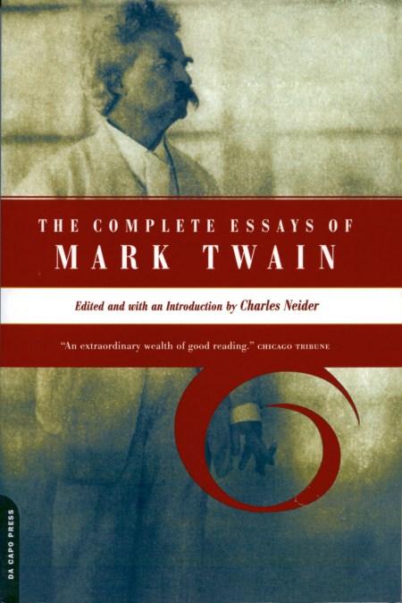 biography essay on mark twain