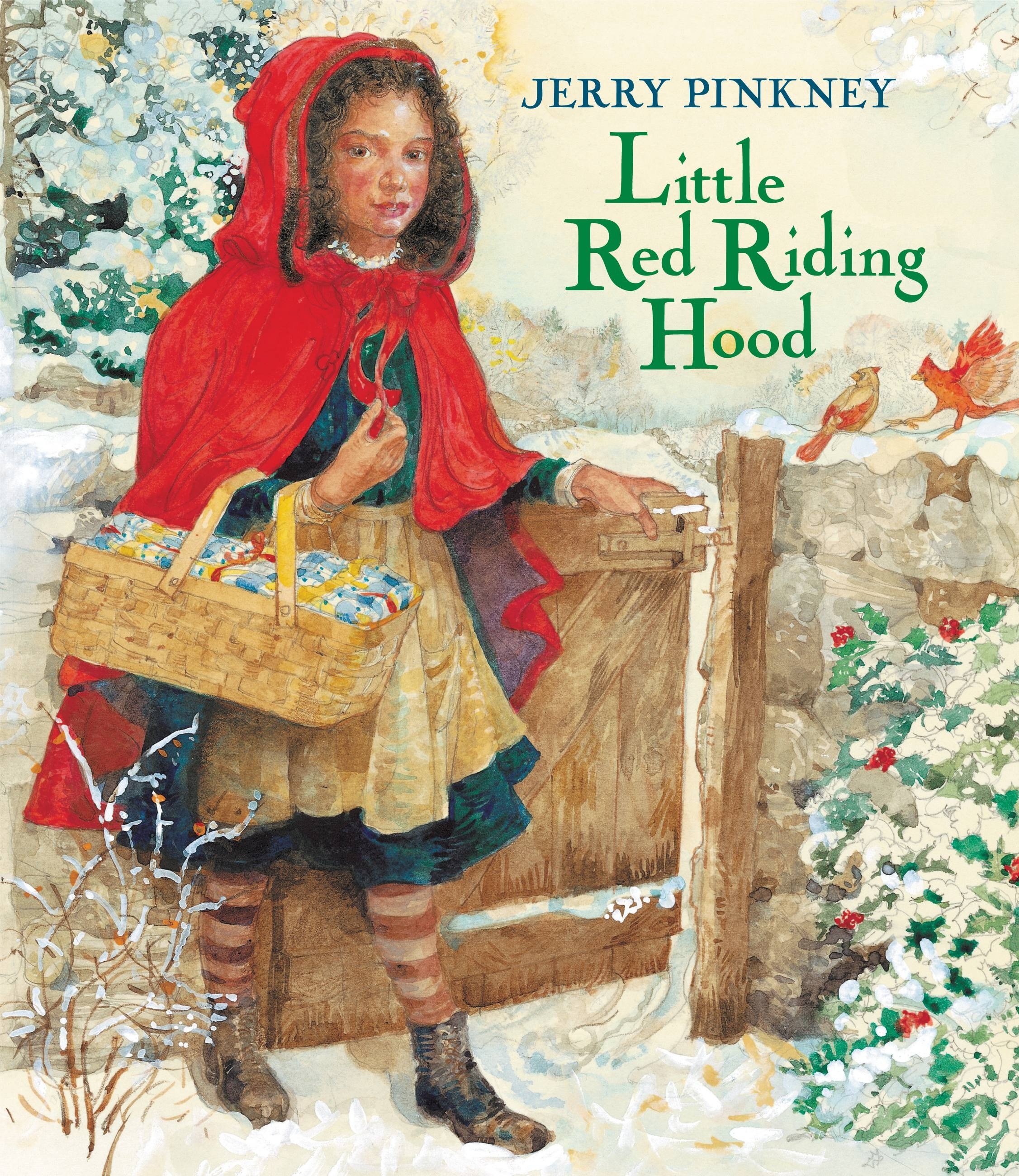 Little Red Riding Hood by Jerry Pinkney | Hachette Book Group