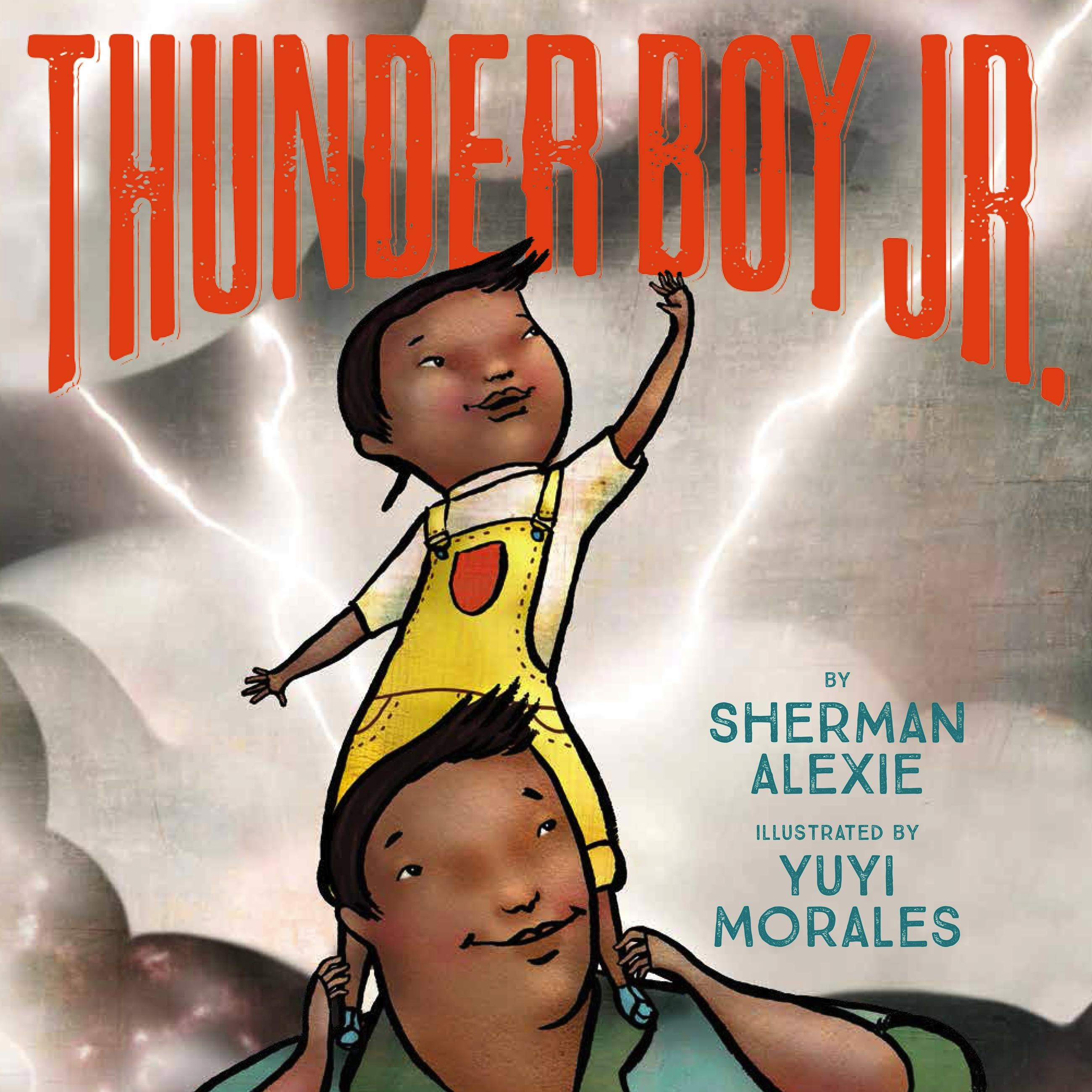 Image result for thunder boy jr