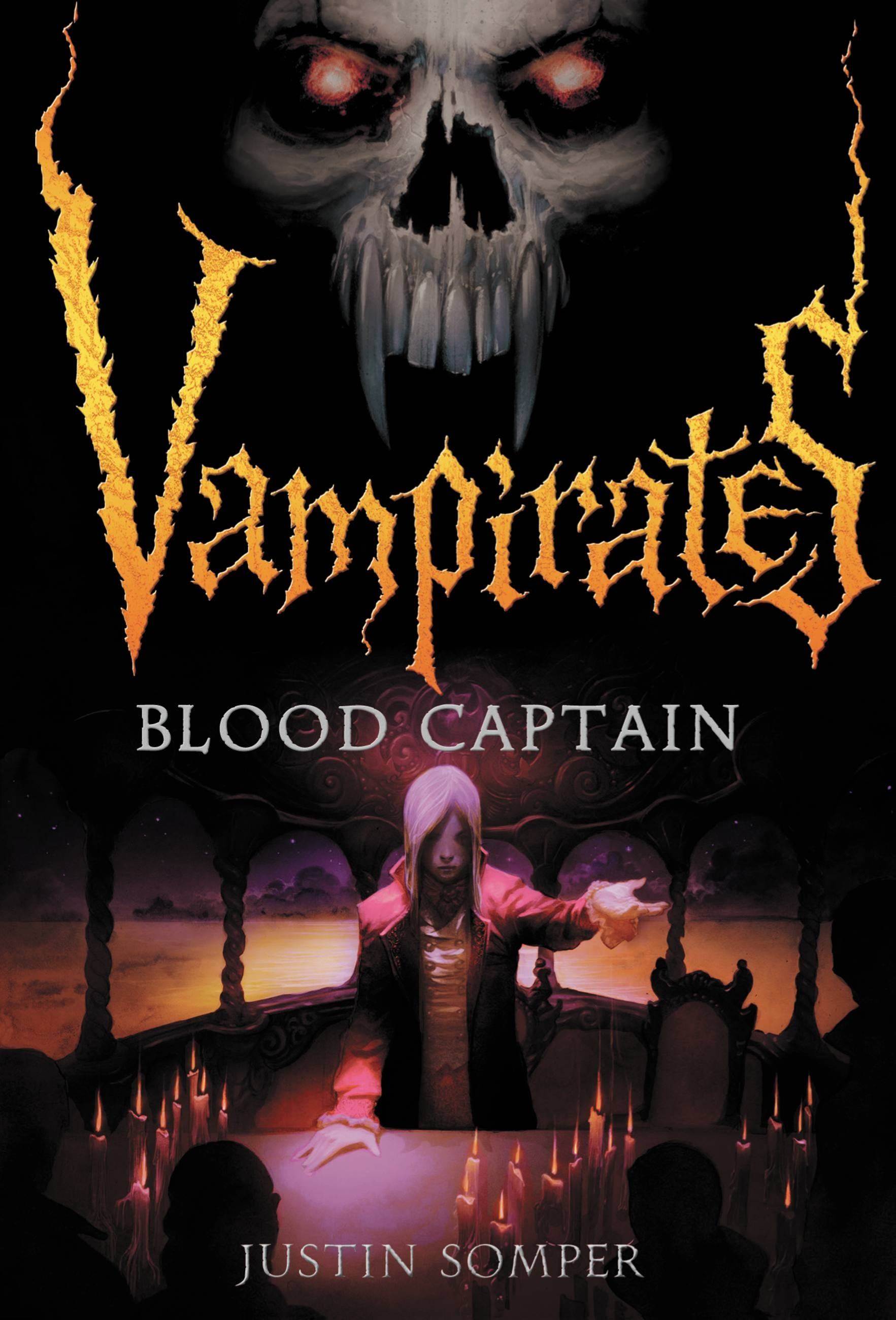 Vampirates blood captain hachette book group fandeluxe Ebook collections