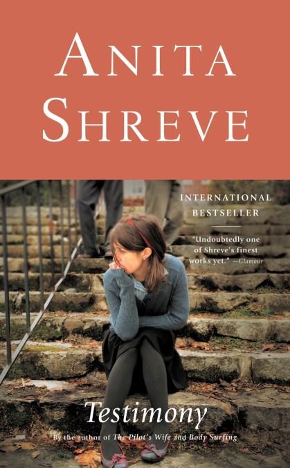 Read Testimony By Anita Shreve