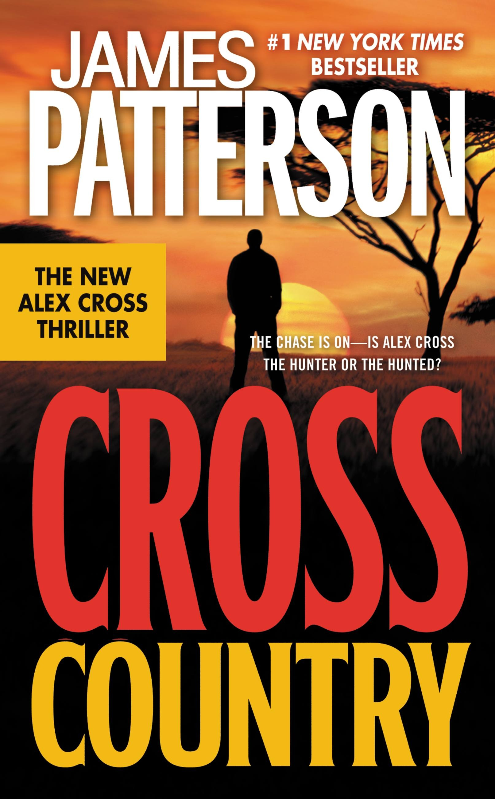 Cross Country by James Patterson | Hachette Book Group