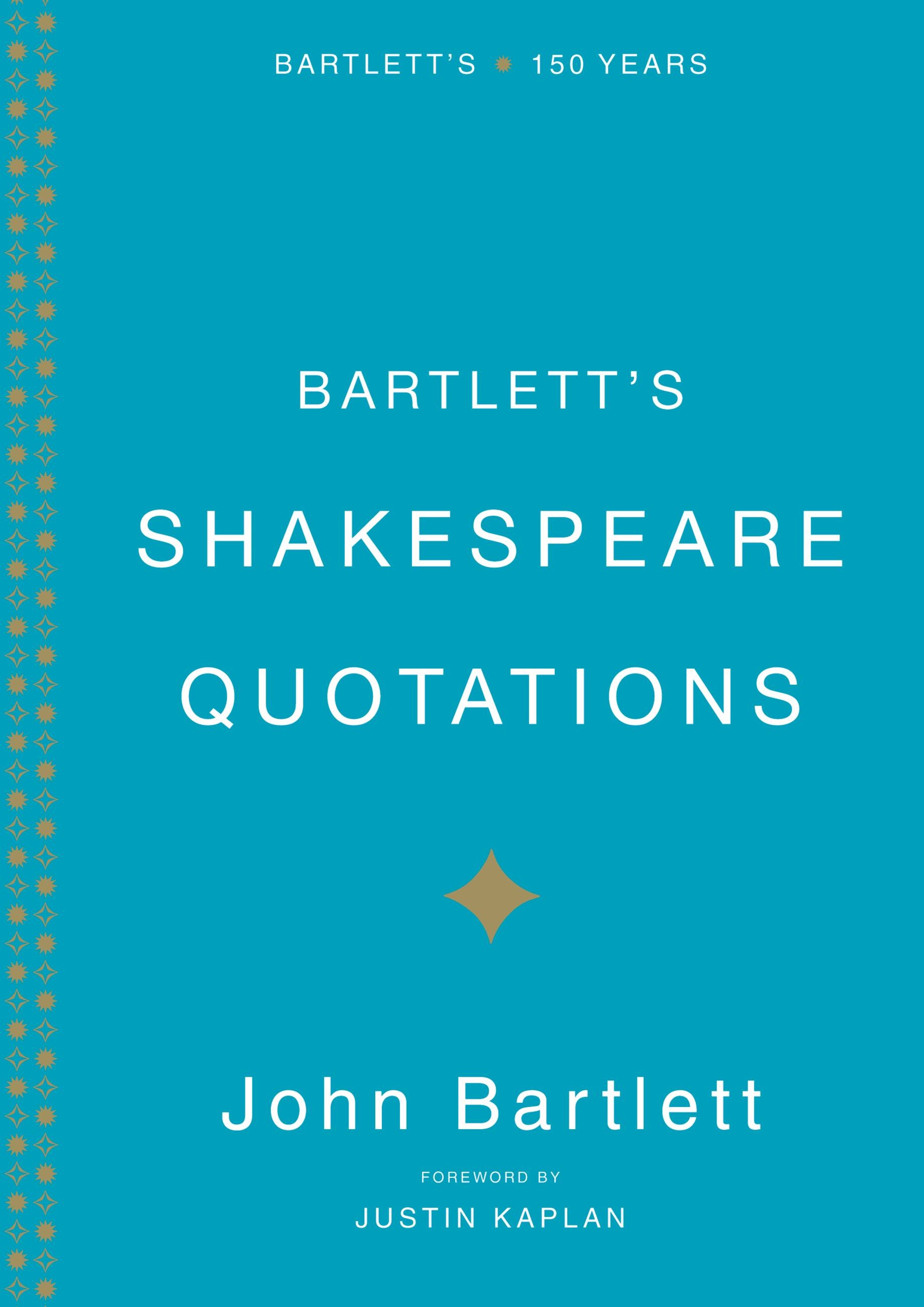 bartletts quotations