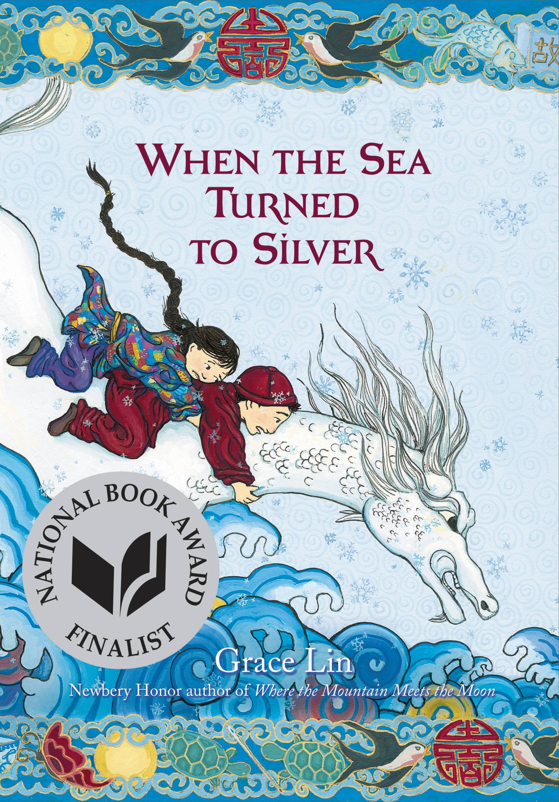 When the Sea Turned to Silver – Hachette Book Group