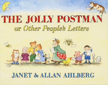 The Jolly Postman by Allan Ahlberg | Hachette Book Group