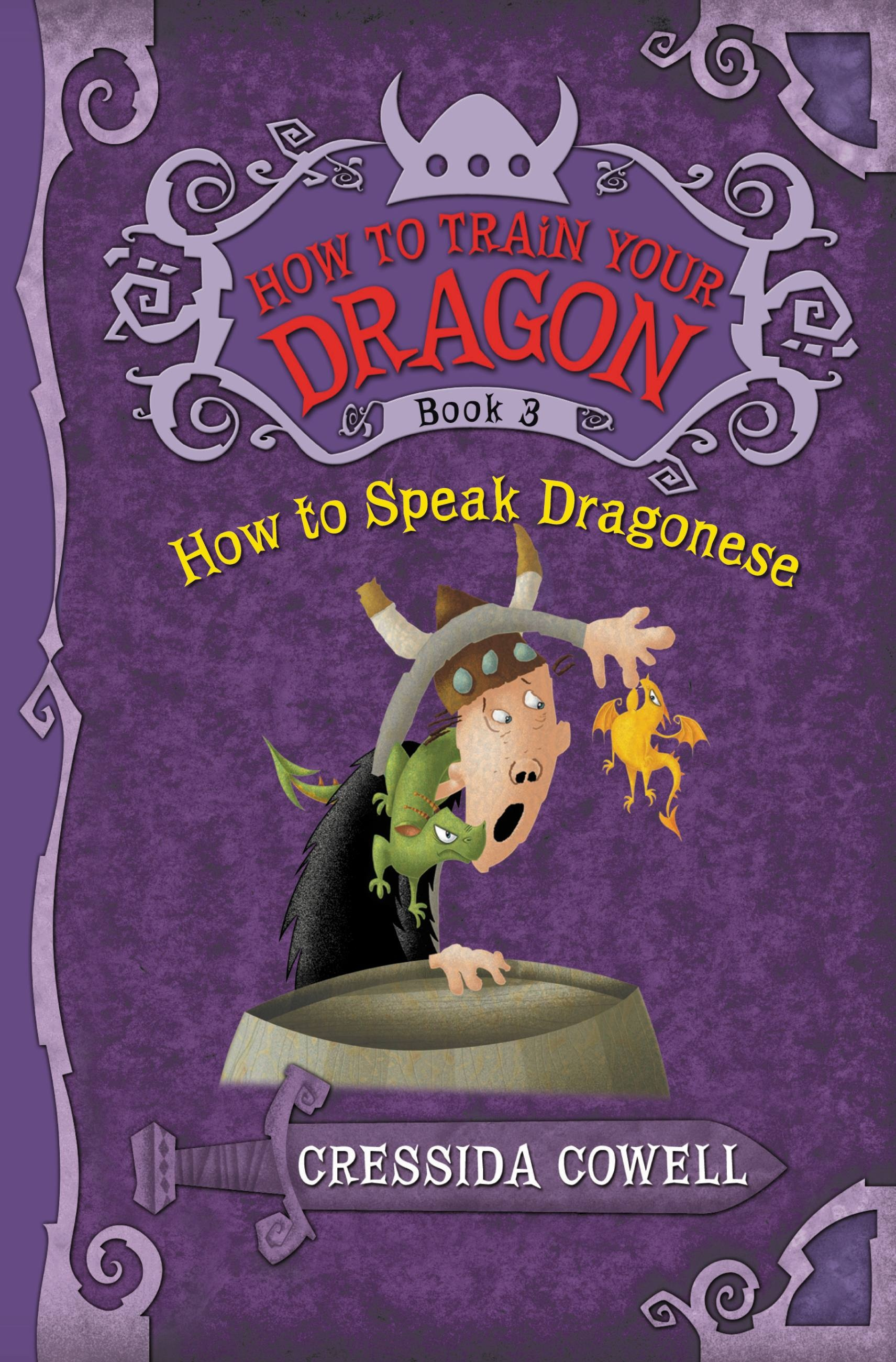 How to Train Your Dragon: How to Speak Dragonese by ...