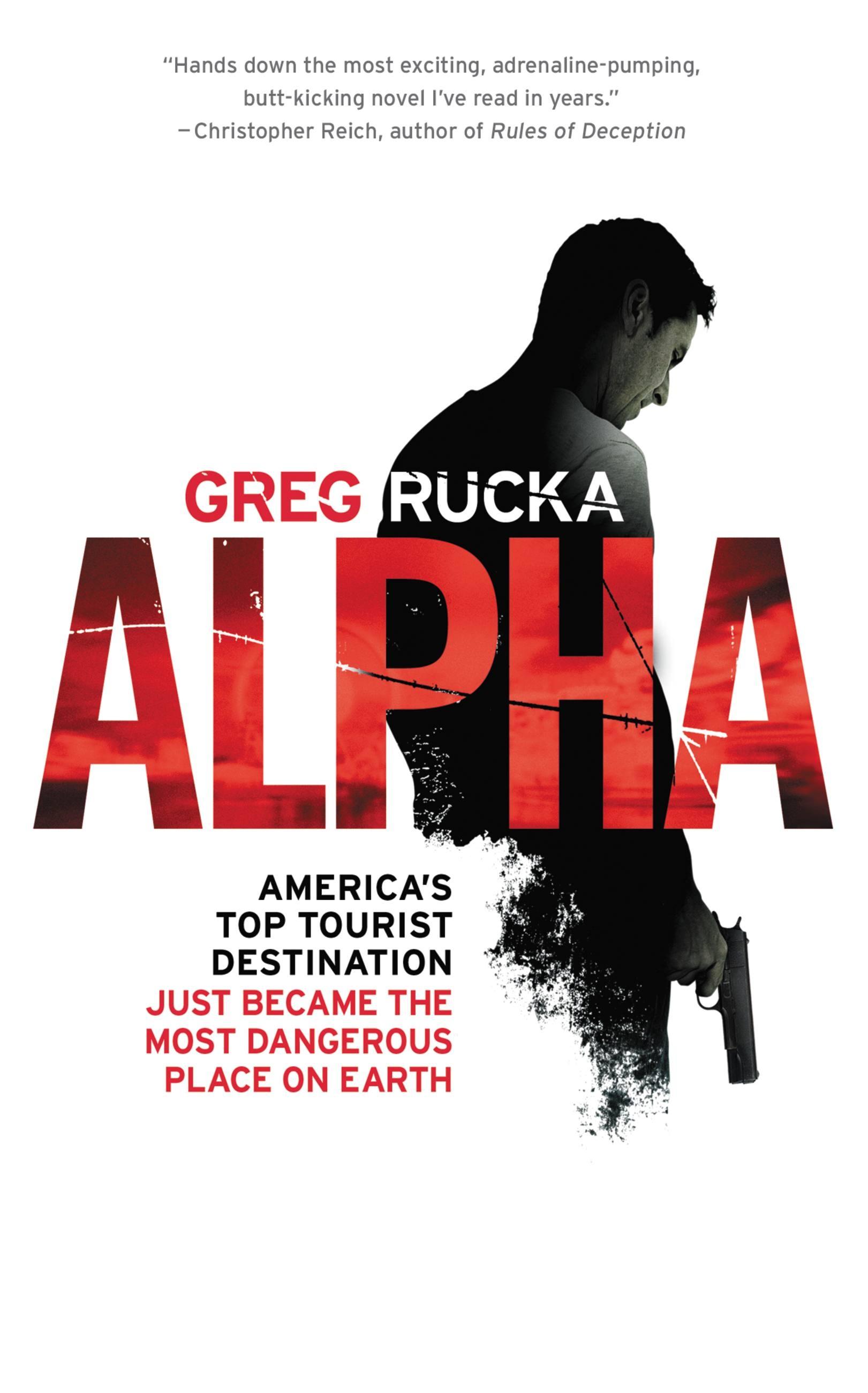 Alpha by Greg Rucka | Hachette Book Group