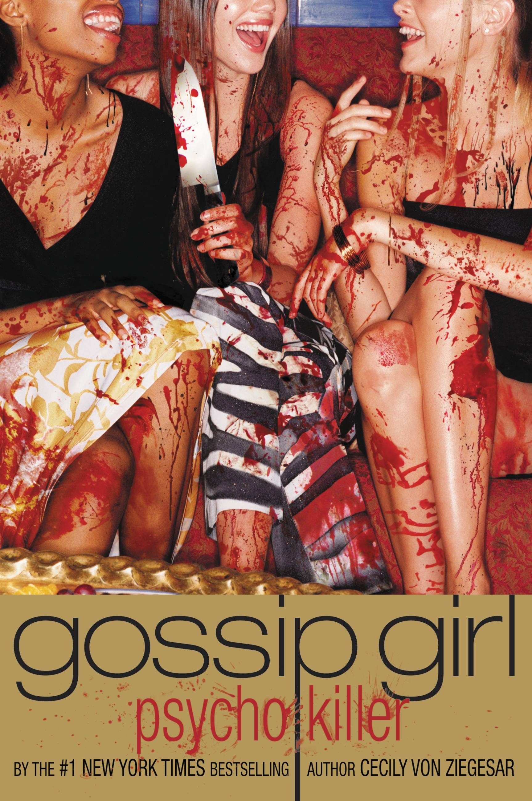 a summary of the novel gossip girl by cecily von ziegesar Unlike most editing & proofreading services, we edit for everything: grammar, spelling, punctuation, idea flow, sentence structure, & more get started now.