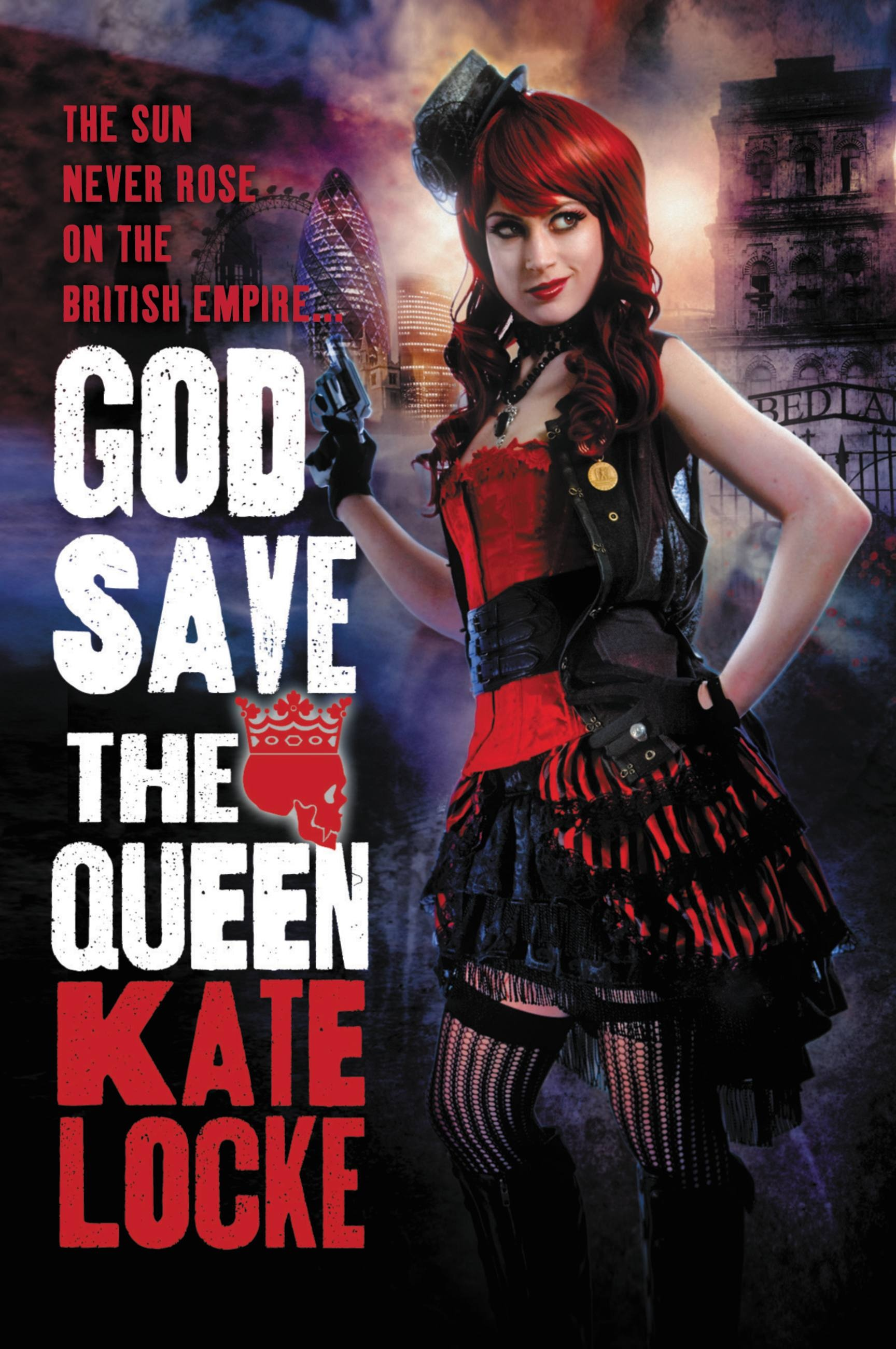 An Erotic Werewolf In London god save the queen