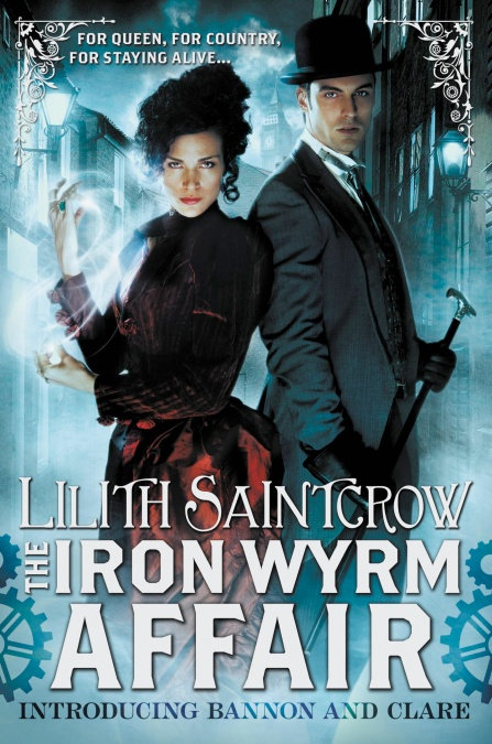 The Iron Wyrm Affair