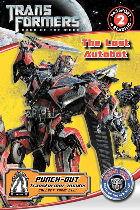 Transformers Dark Of The Moon Lost Autobot