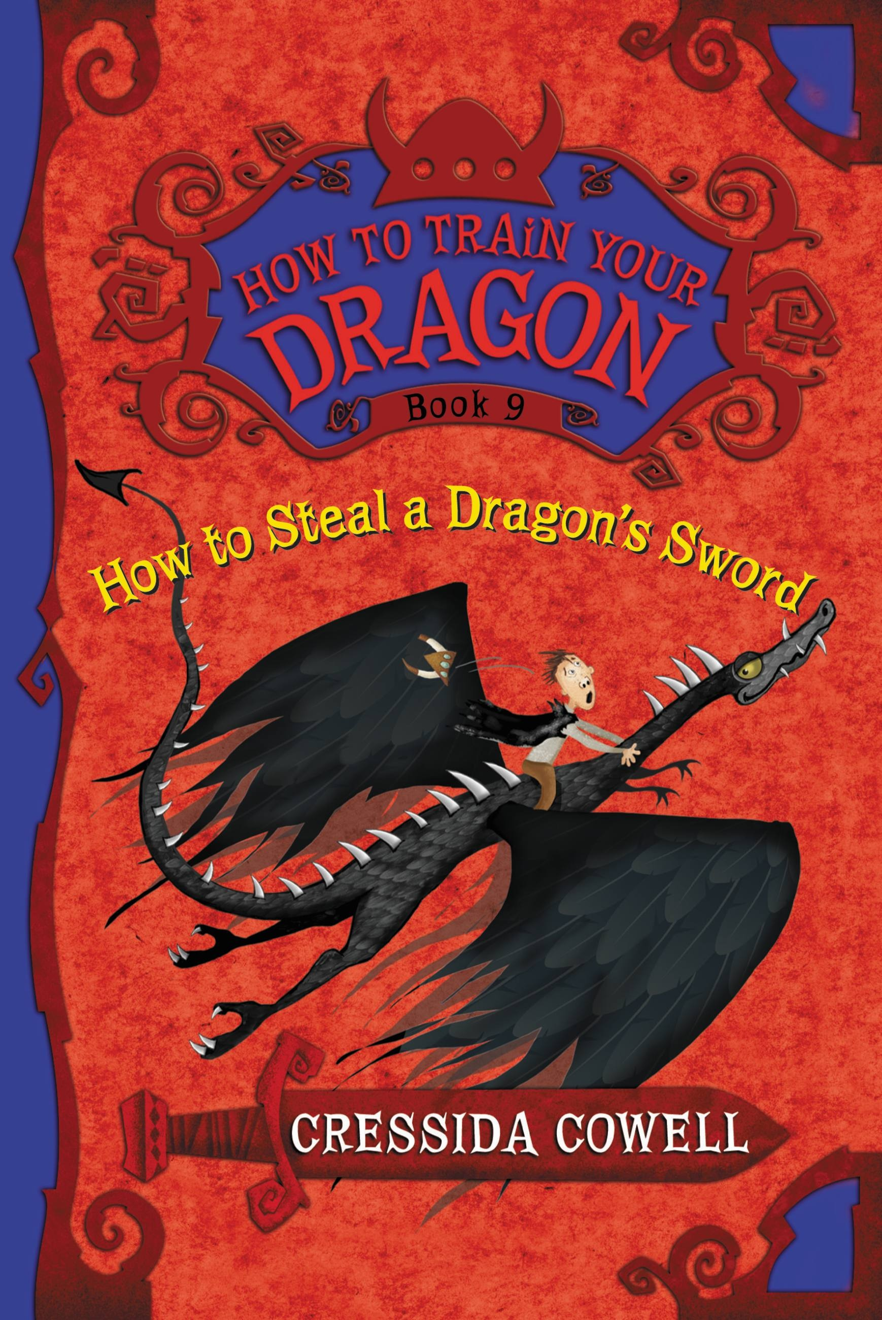 How to Train Your Dragon How to Steal a Dragons Sword  Hachette