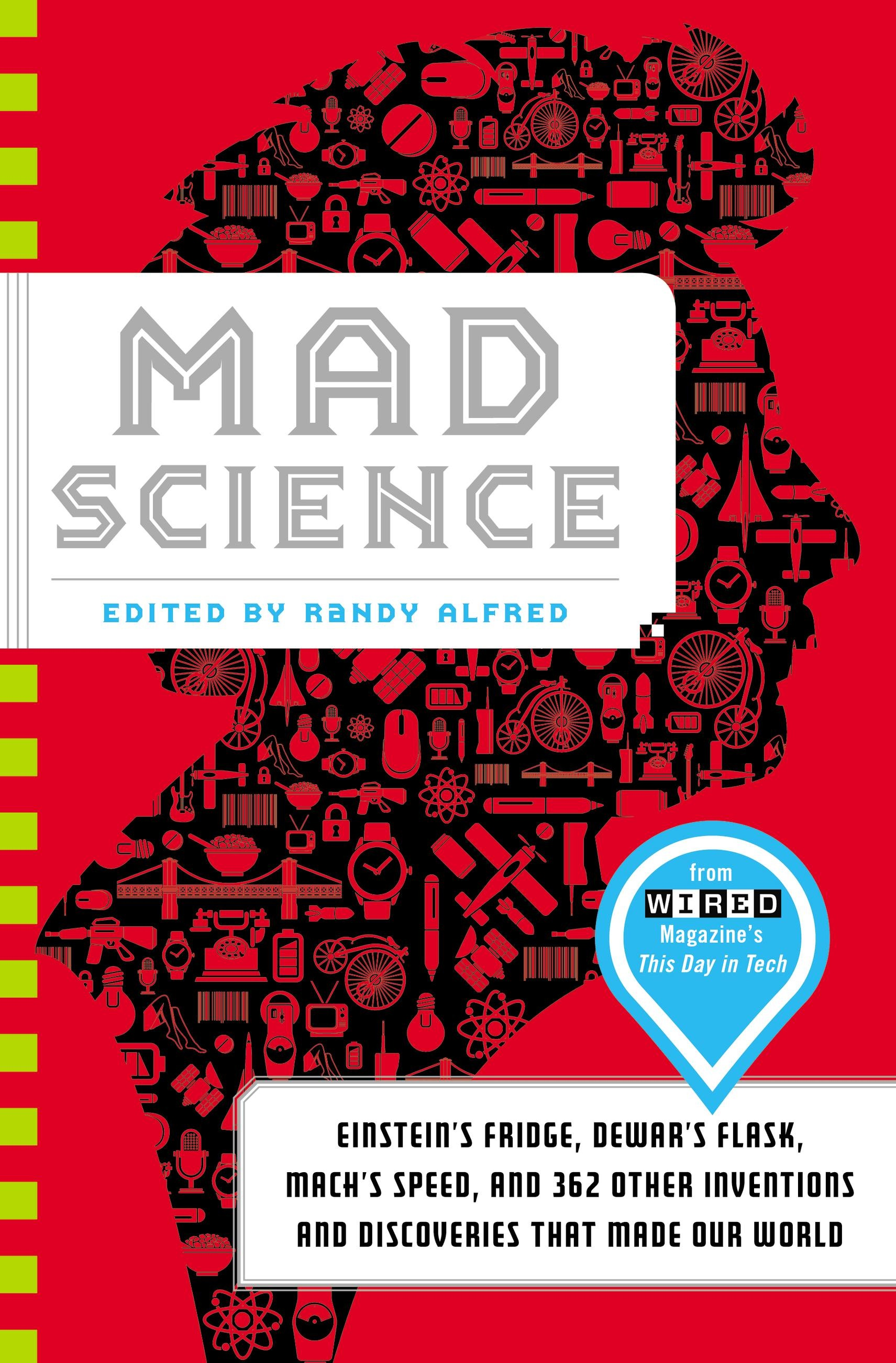 Mad Science by Randy Alfred | Hachette Book Group