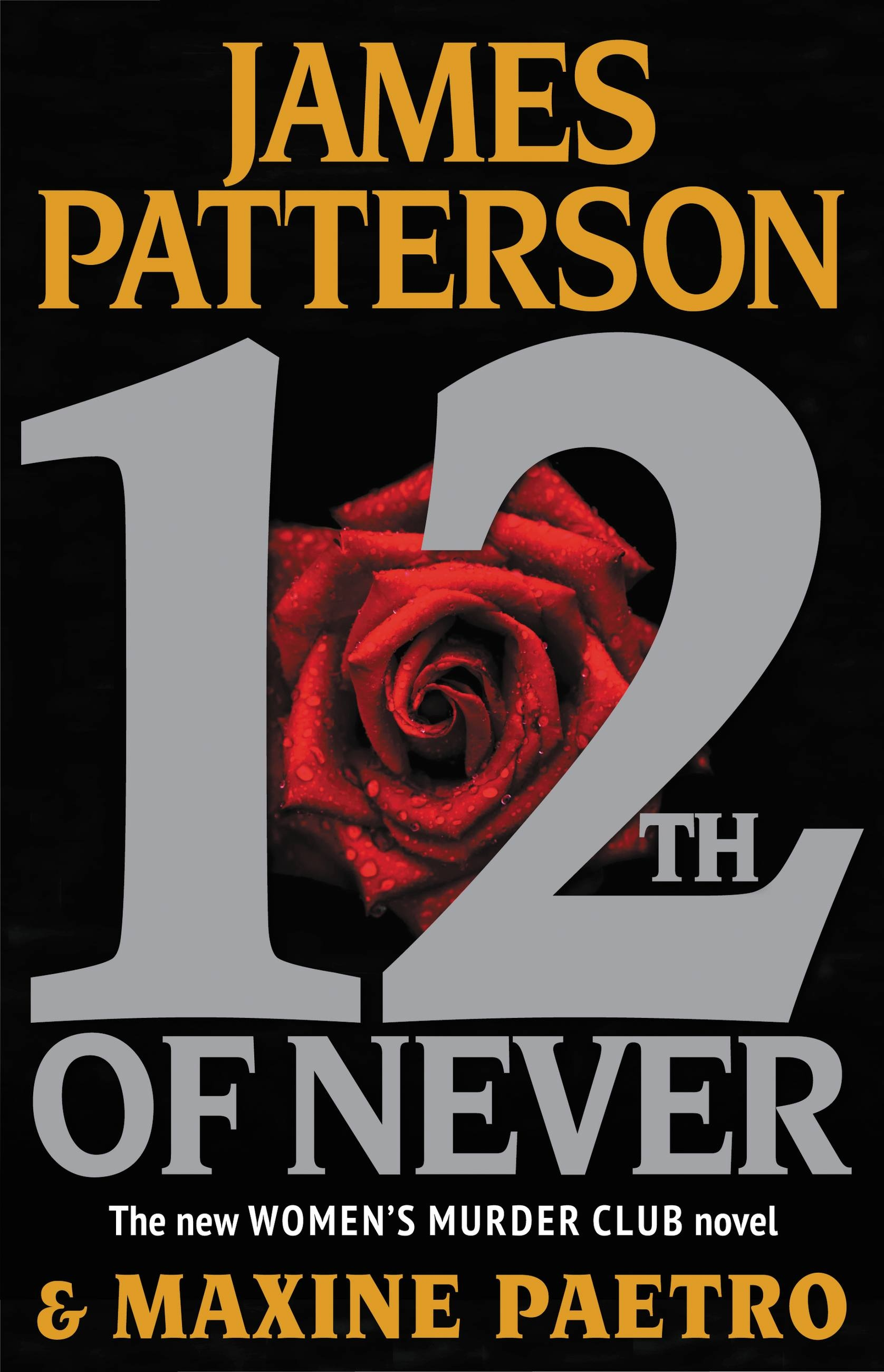 12th of Never by James Patterson | Hachette Book Group