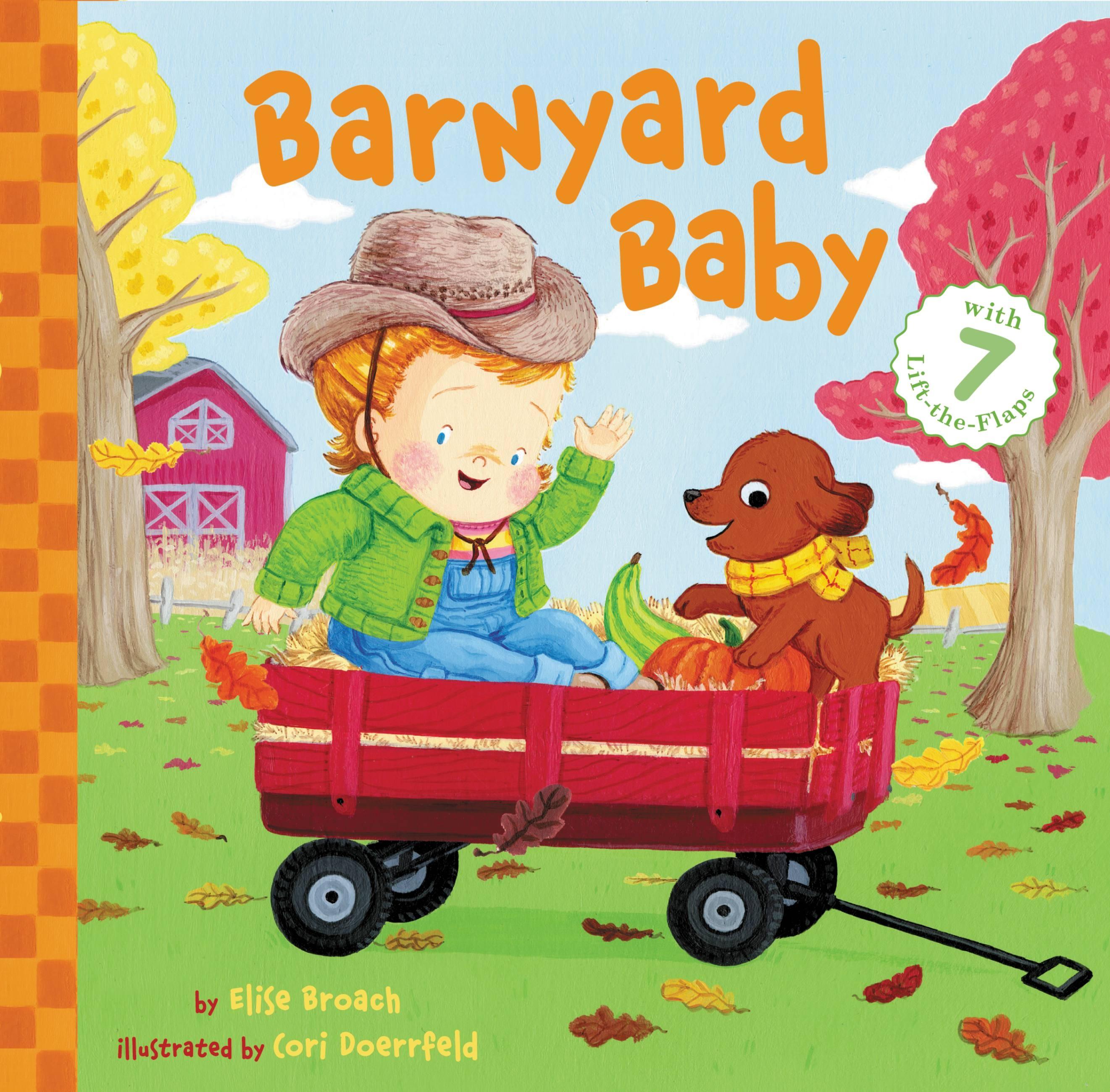Barnyard Baby by Elise Broach | Hachette Book Group