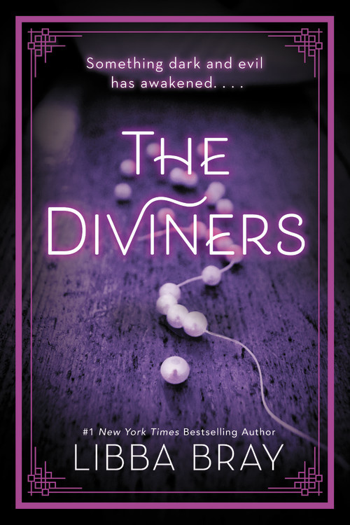 The Diviners by Elly Blake Book Cover