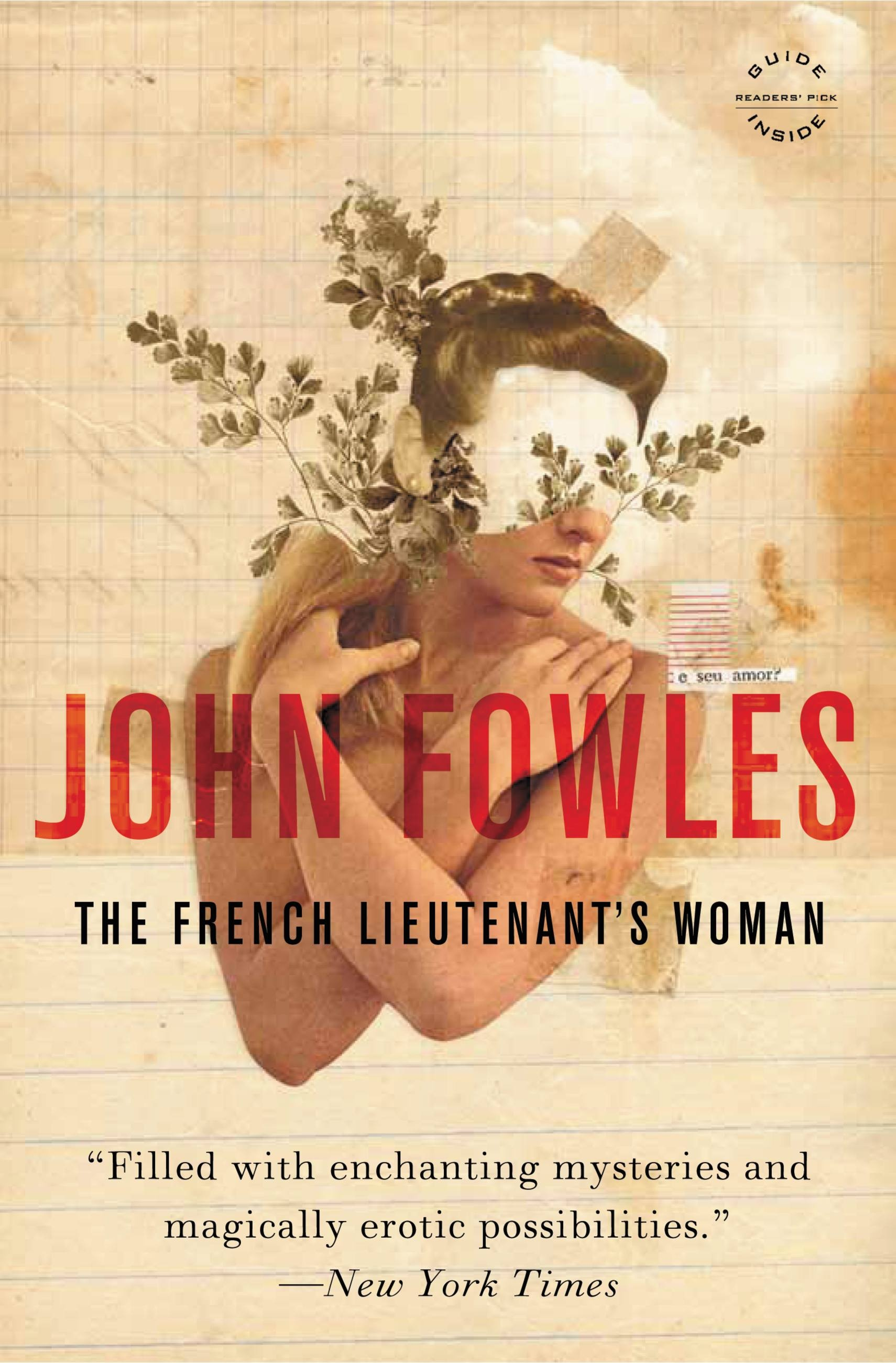 the effects of alienation in the french lieutenants woman by john fowles Philosophical writings of descartes / translated by john cottingham,  woman warrior memoirs of a  lee's lieutenants,.