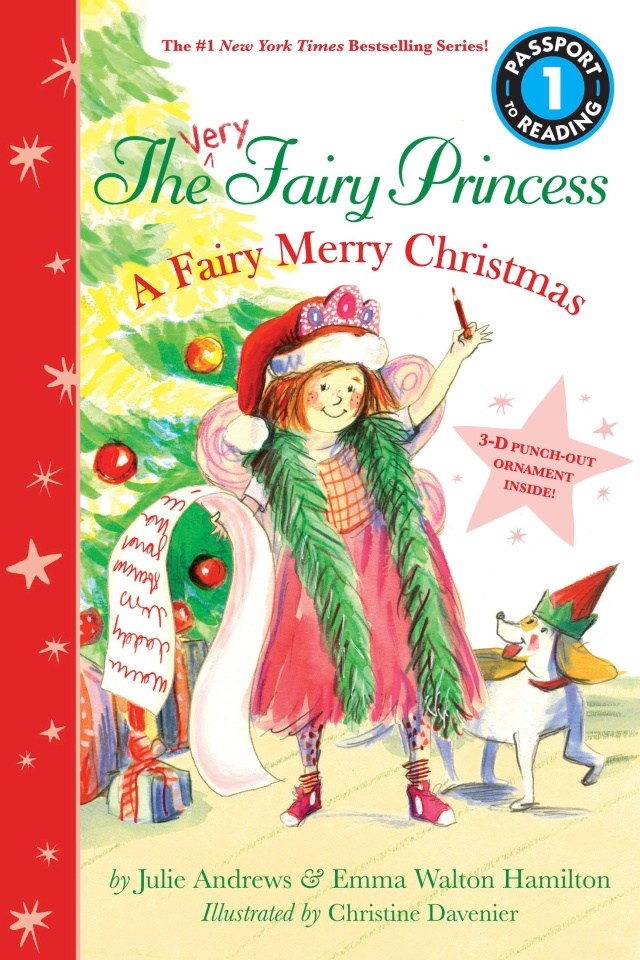 The Very Fairy Princess: A Fairy Merry Christmas by Julie Andrews ...