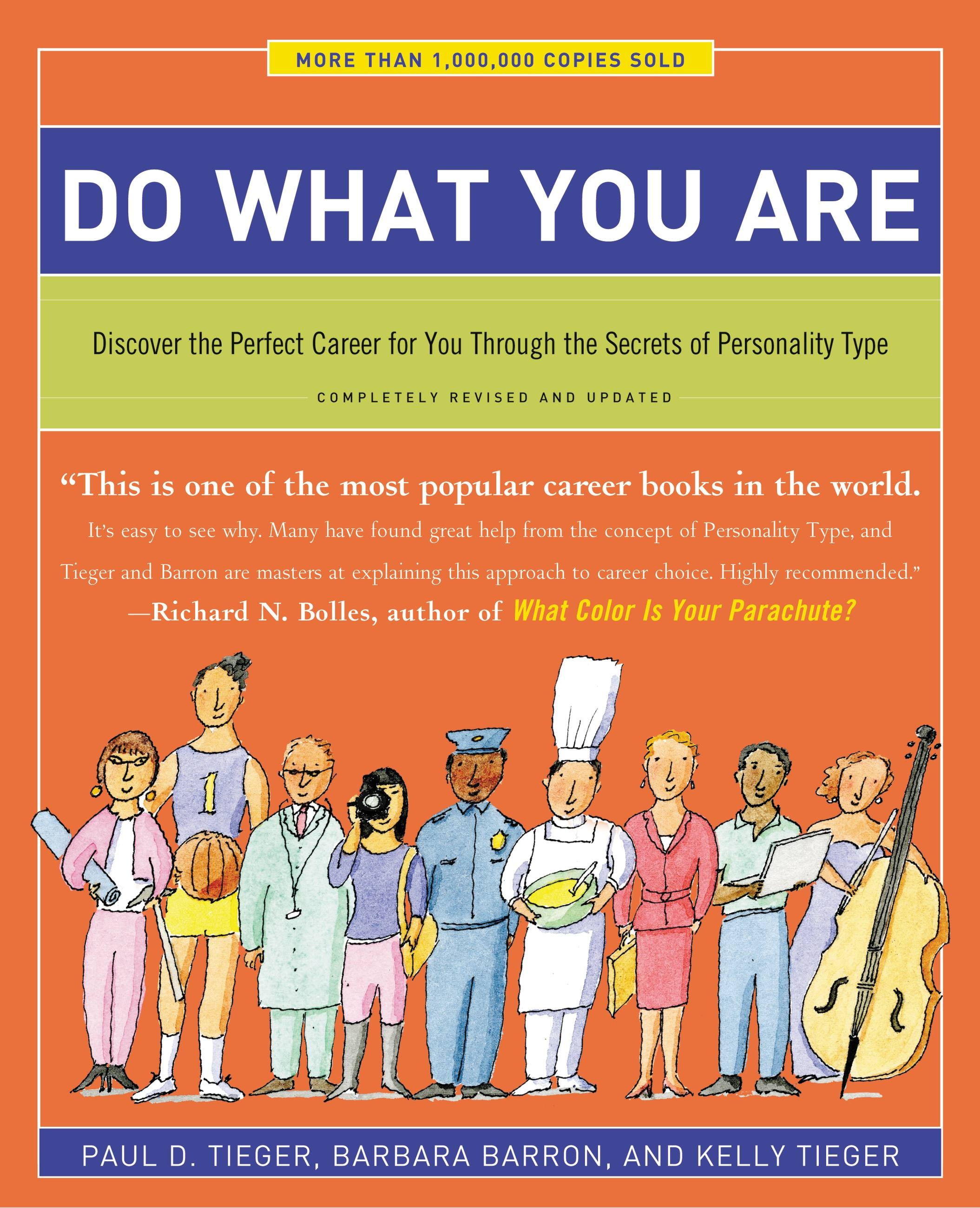 Do What You Are Hachette Book Group