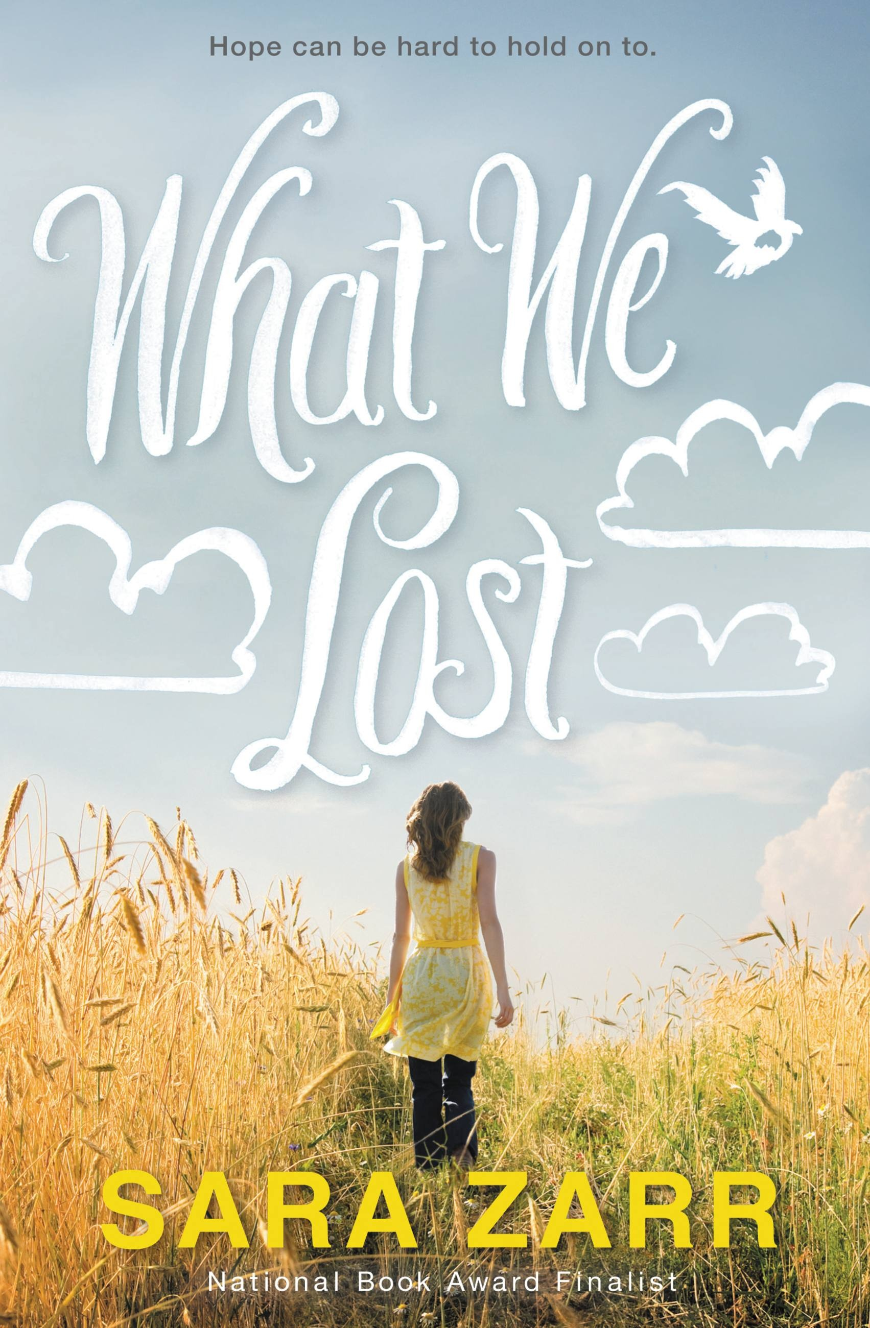 What We Lost by Sara Zarr | Hachette Book Group