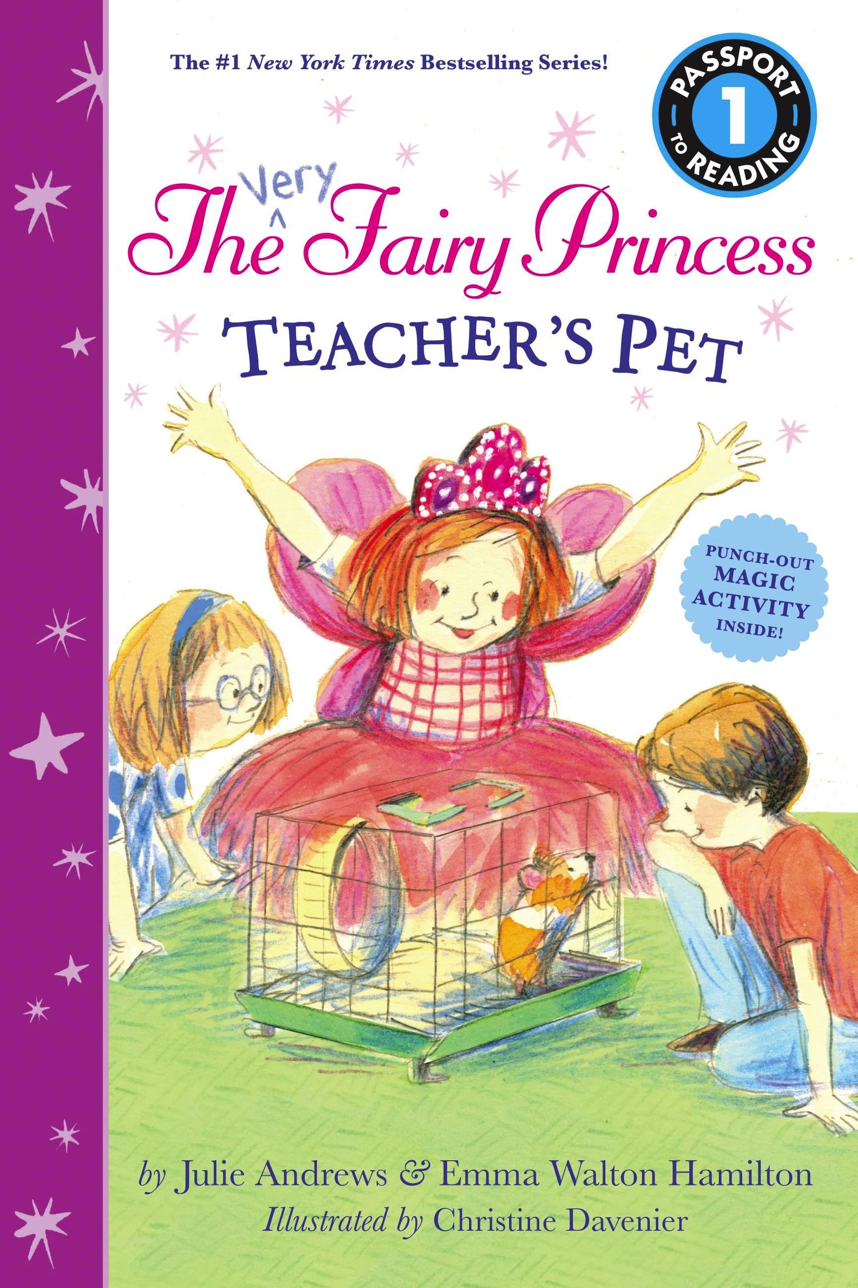 The Very Fairy Princess: Teacher's Pet by Julie Andrews | Hachette Book  Group