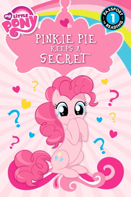my little pony pinkie pie keeps a secret