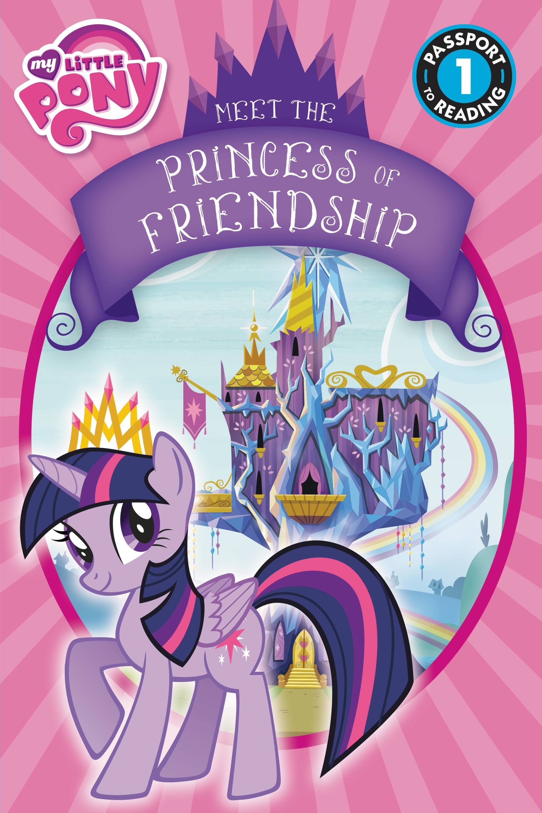 My Little Pony Meet The Princess Of Friendship By Lucy