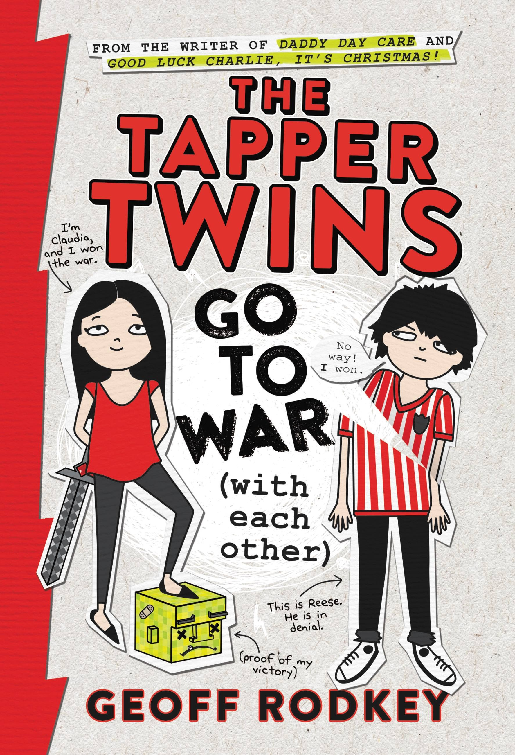 The Tapper Twins Go to War (With Each Other) by Geoff ...