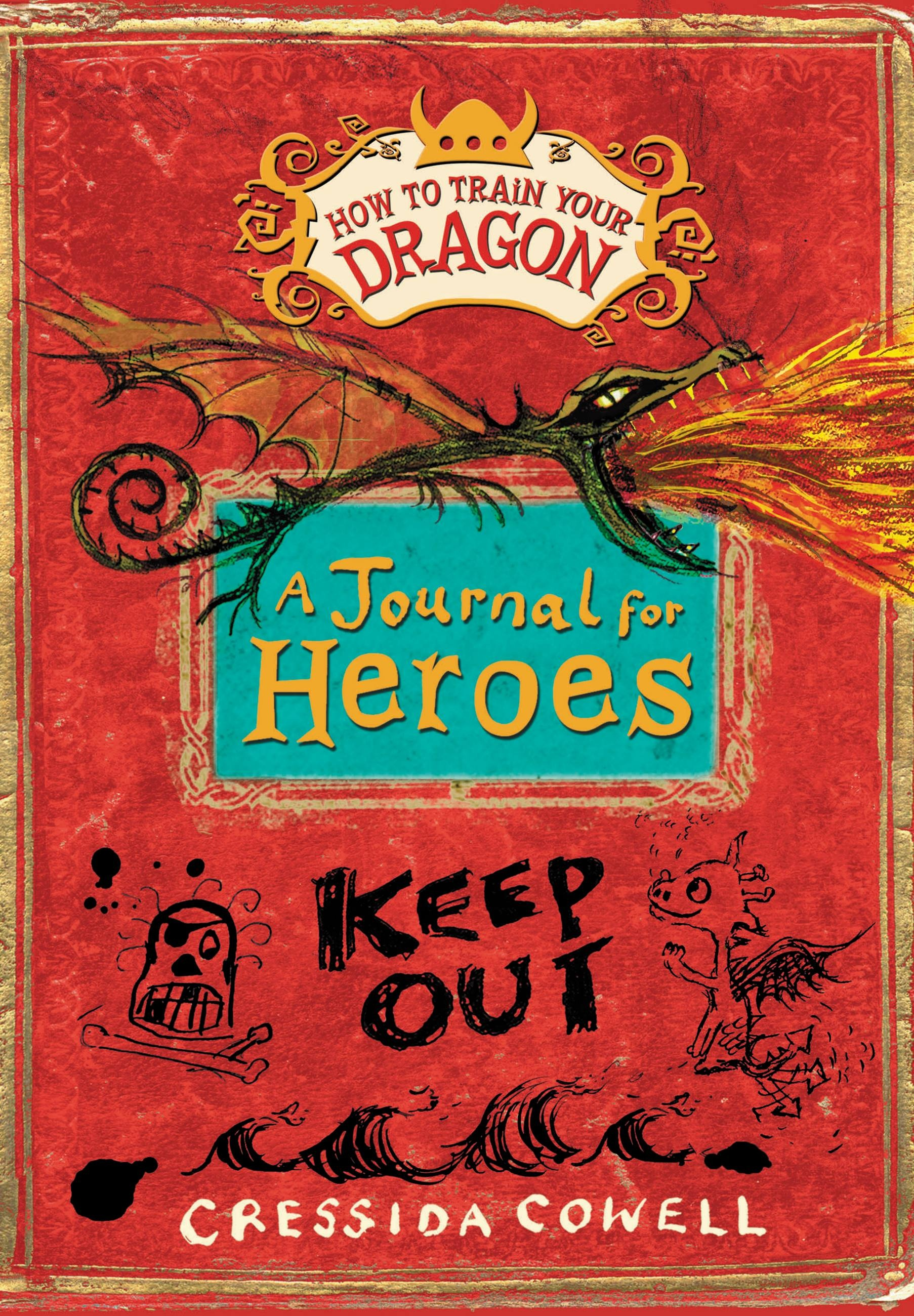 How to Train Your Dragon A Journal for Heroes  Hachette Book Group