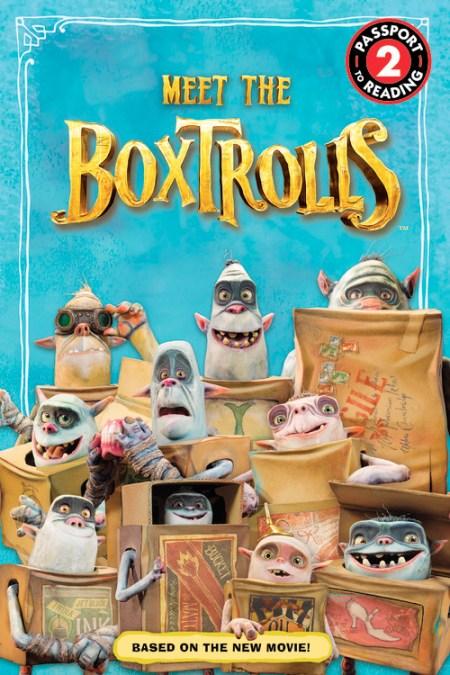 The Boxtrolls: Meet the Boxtro...