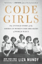 Code Girls by Liza Mindy Book Cover