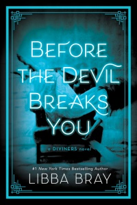 Before the Devil Breaks You by Libba Bray Book Cover