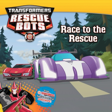 transformers rescue bots race to the rescue by steve foxe