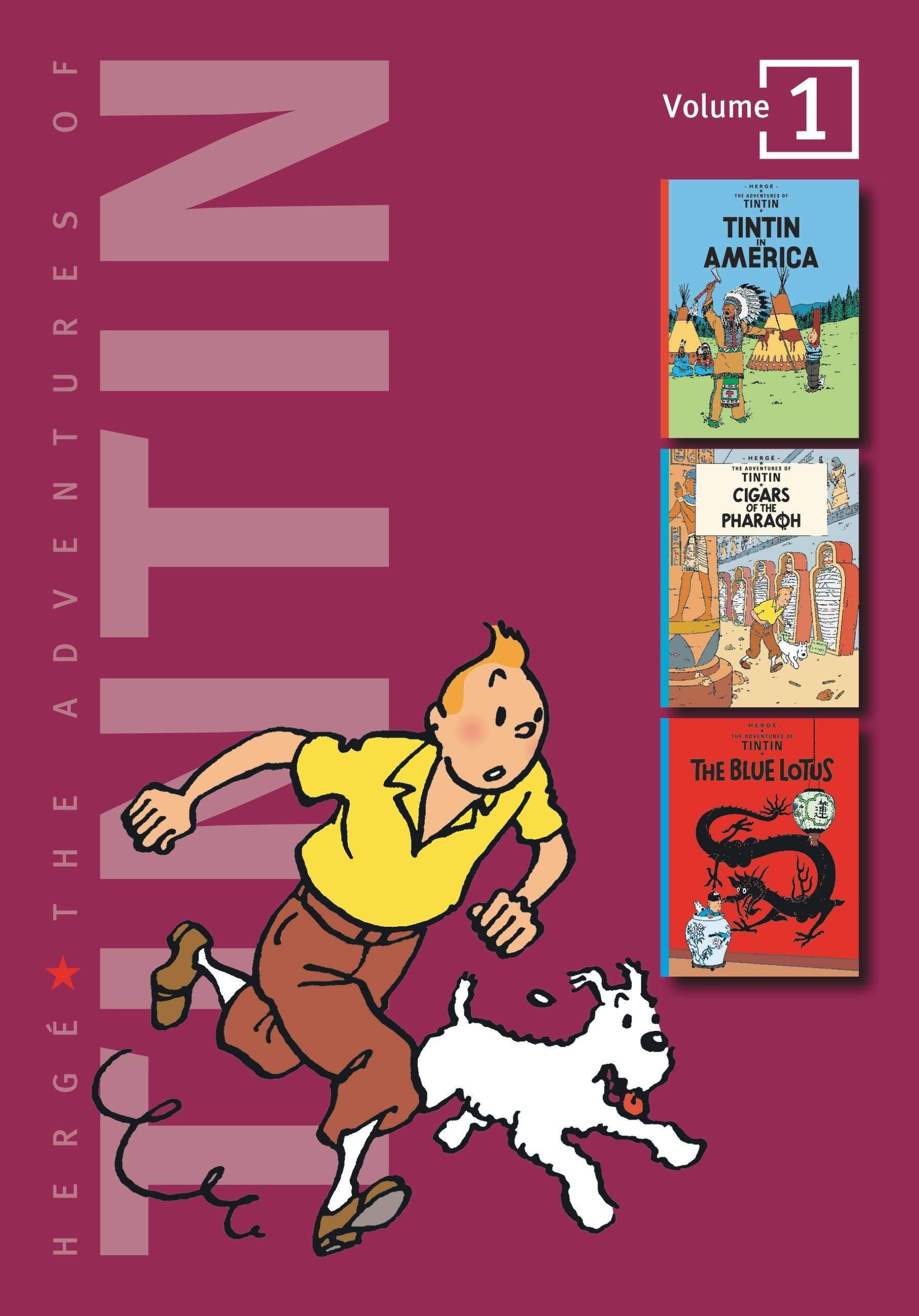 Image result for the adventures of tintin volume 1