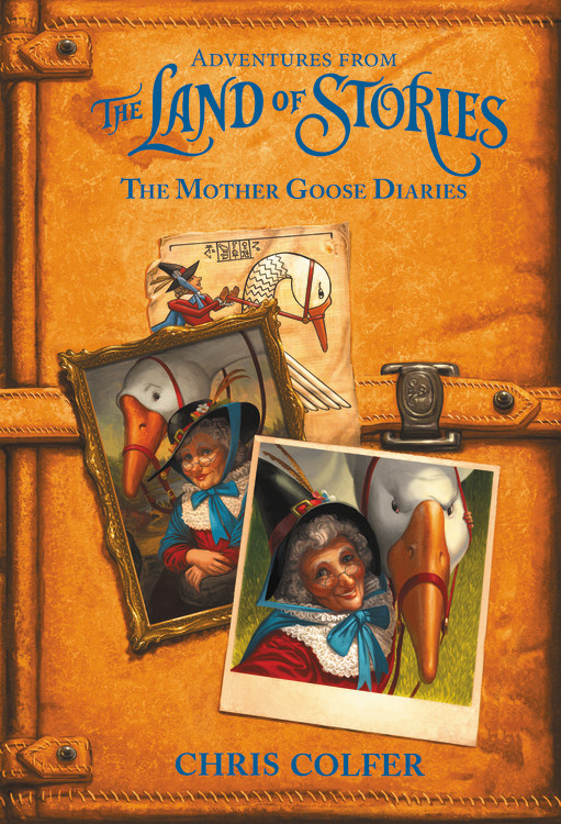 adventures from the land of stories the mother goose