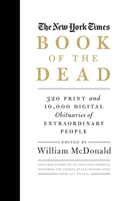 new york times book of the dead review