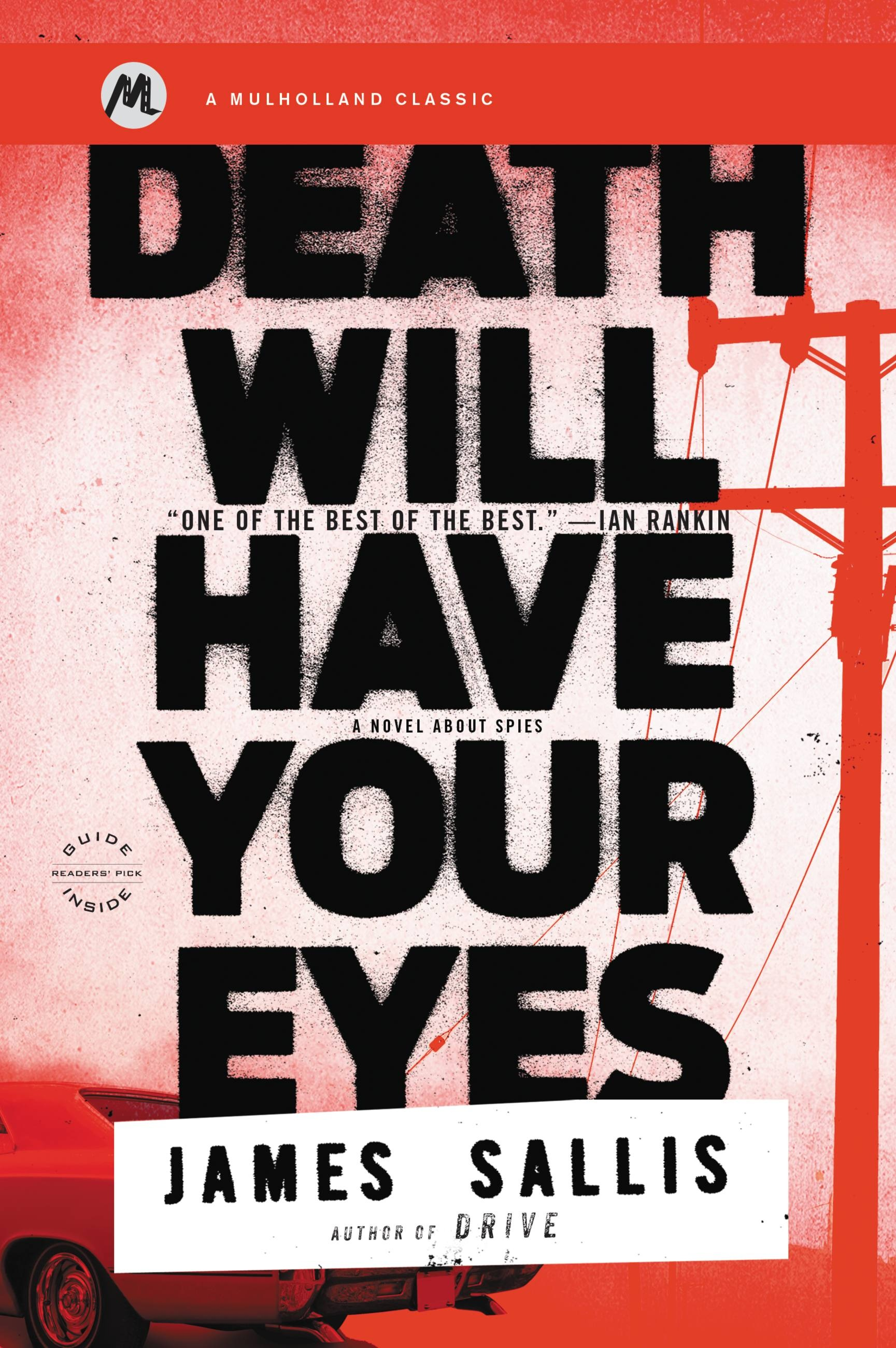 Death Will Have Your Eyes by James Sallis | Hachette Book ...