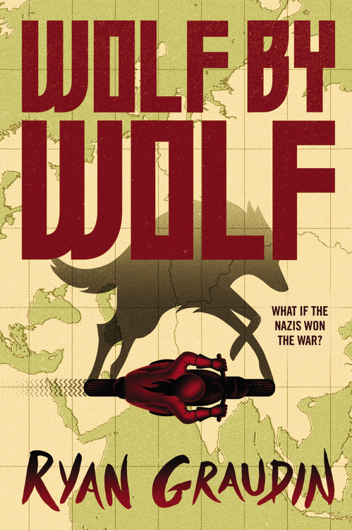 Wolf by Book Cover