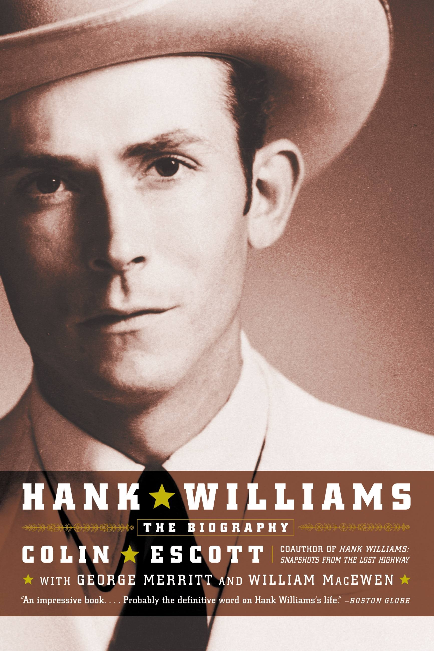 Snapshots From The Lost Highway Hank Williams