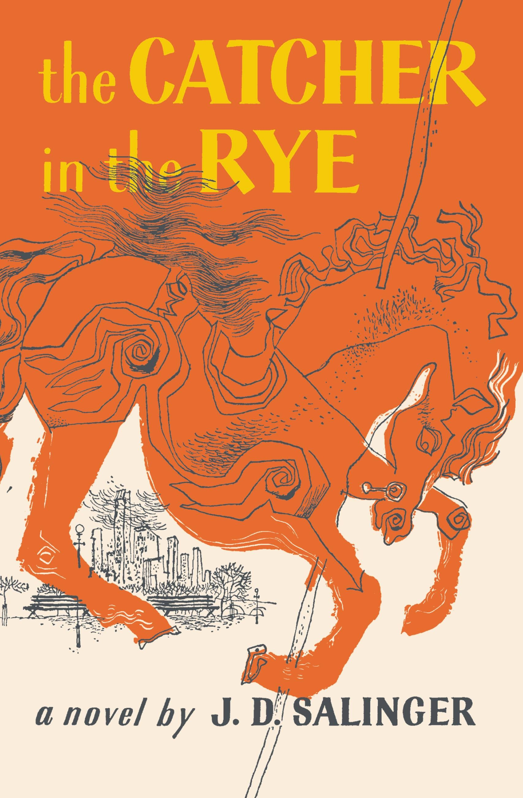 an analysis of my own conspiracy theory on catcher in the rye by j d salinger