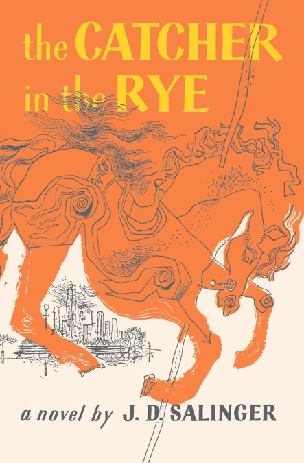 The Catcher In The Rye By Jd Salinger  Hachette Book Group