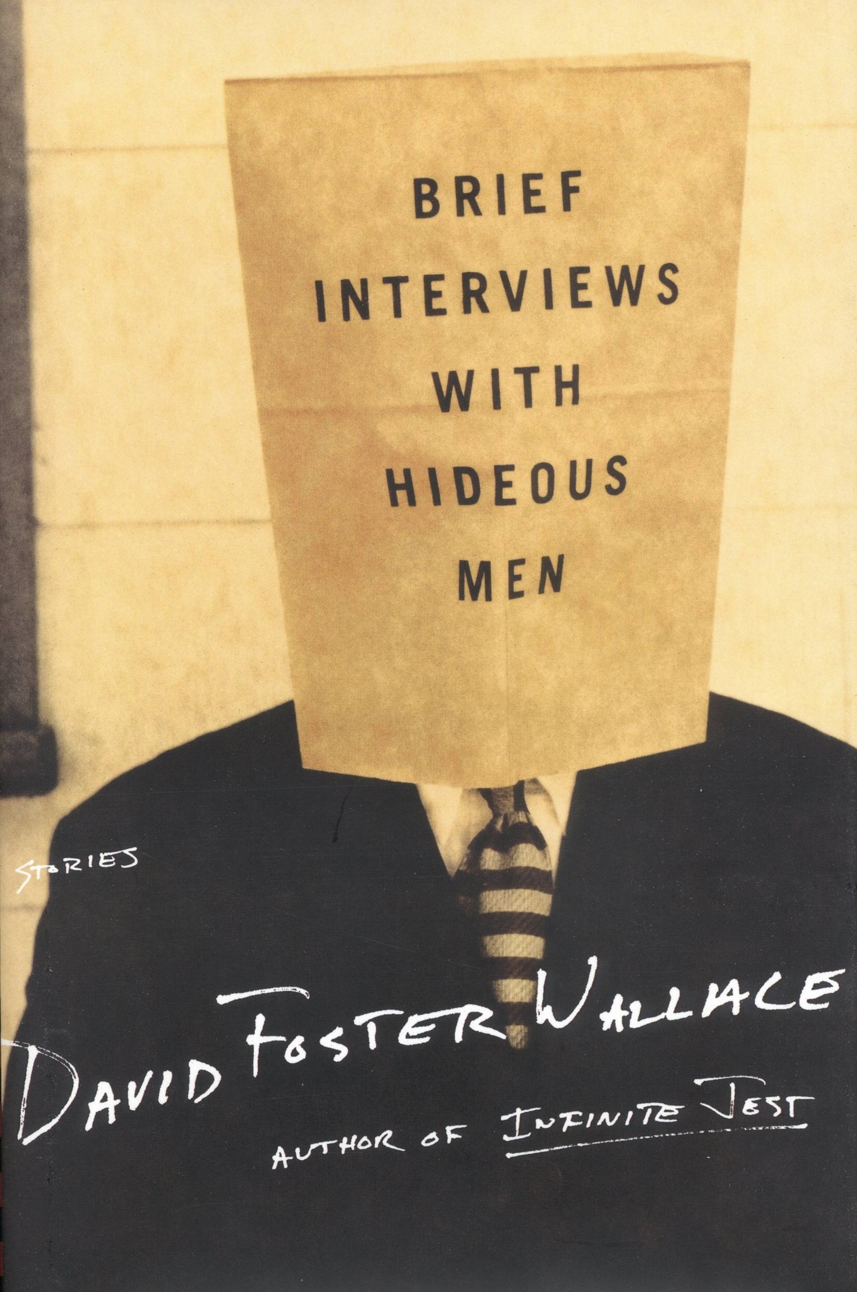 Image result for brief interviews with hideous men