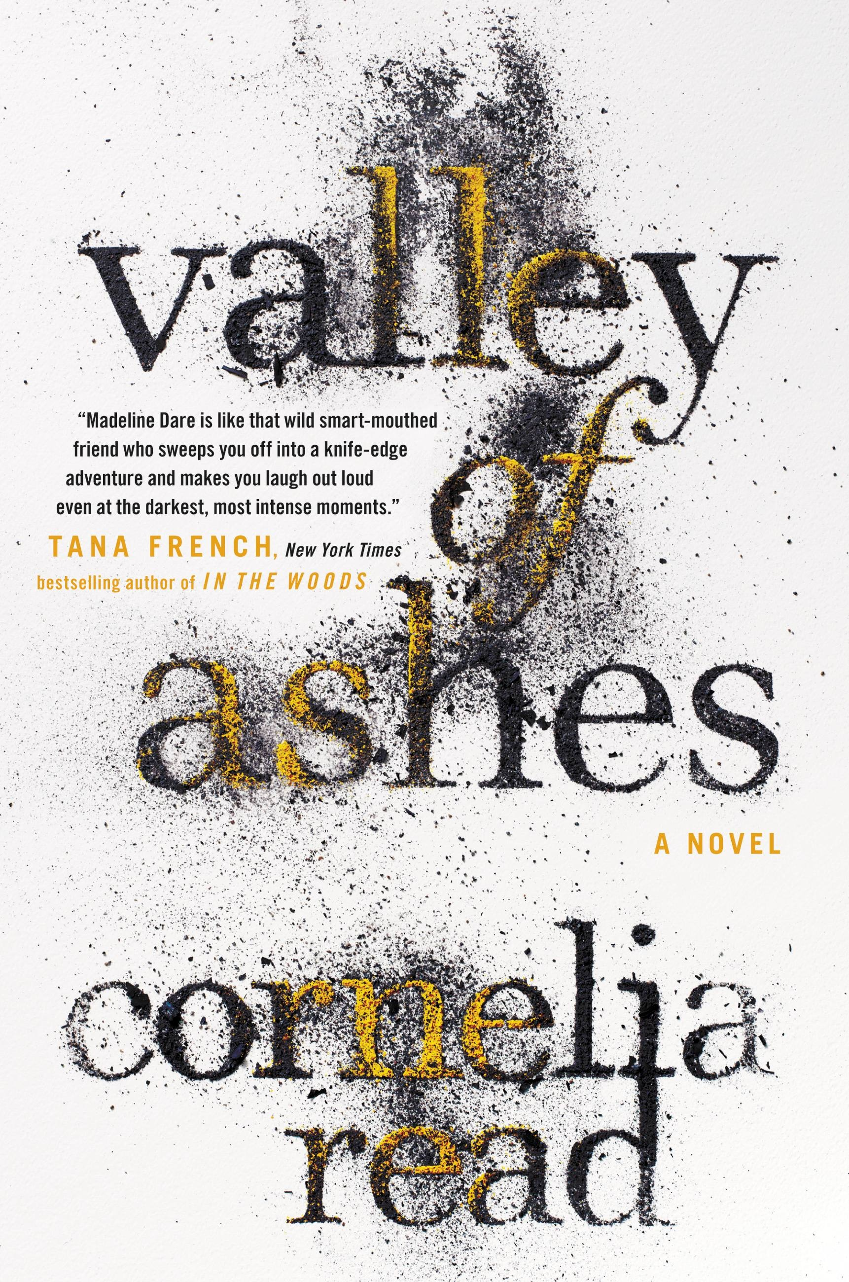 Valley of Ashes by Cornelia Read | Hachette Book Group