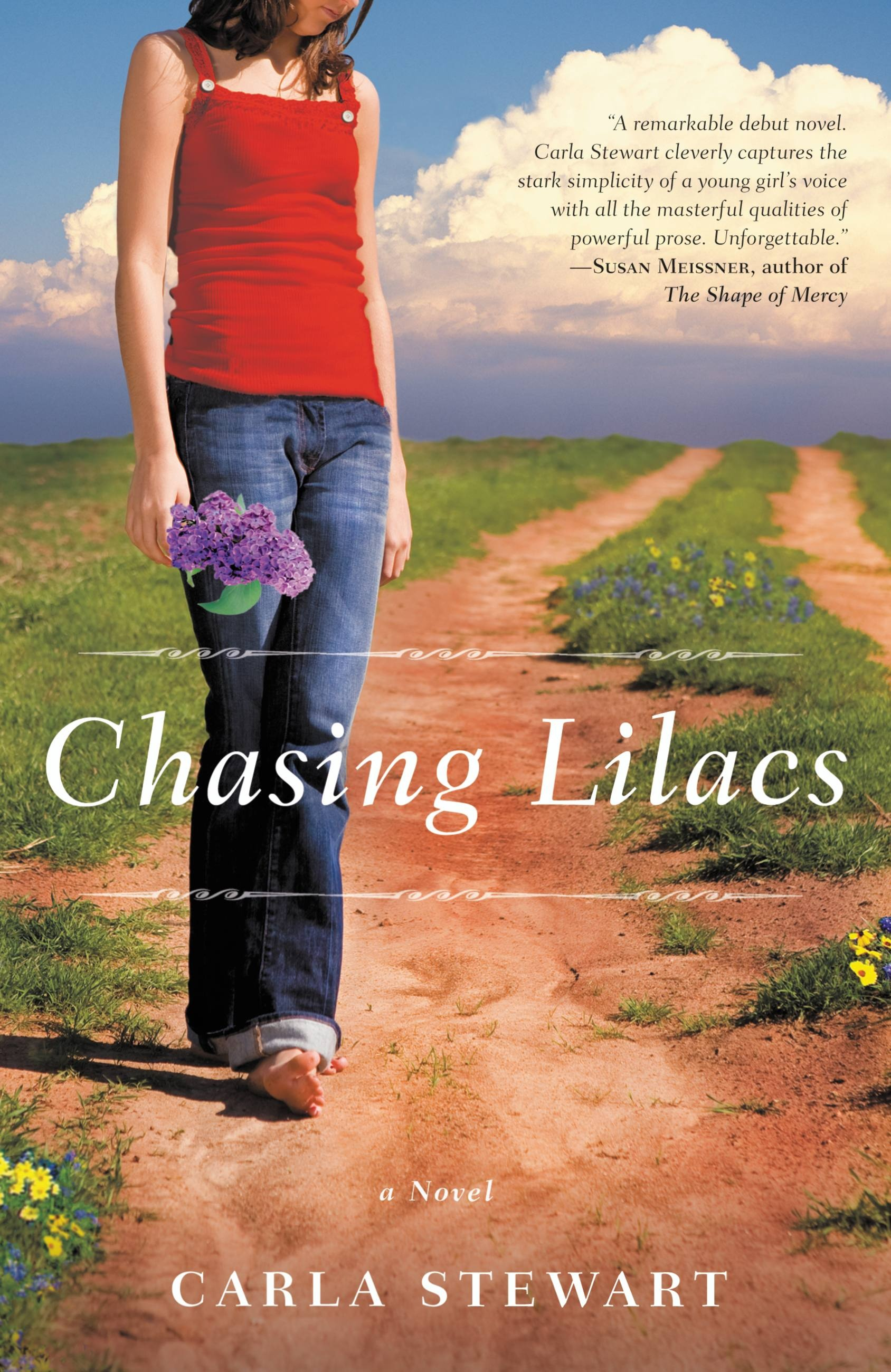 Chasing Lilacs by Carla Stewart | Hachette Book Group