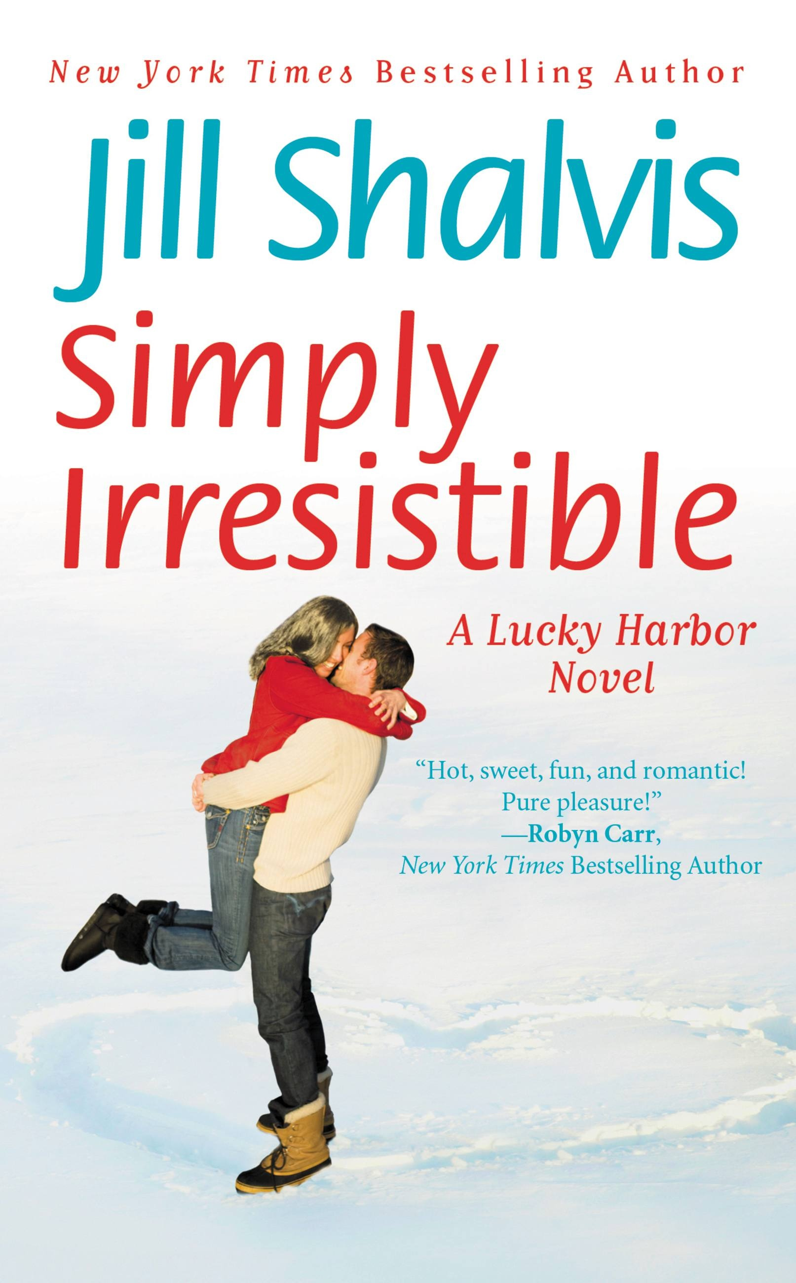 Simply Irresistible by Jill Shalvis | Hachette Book Group
