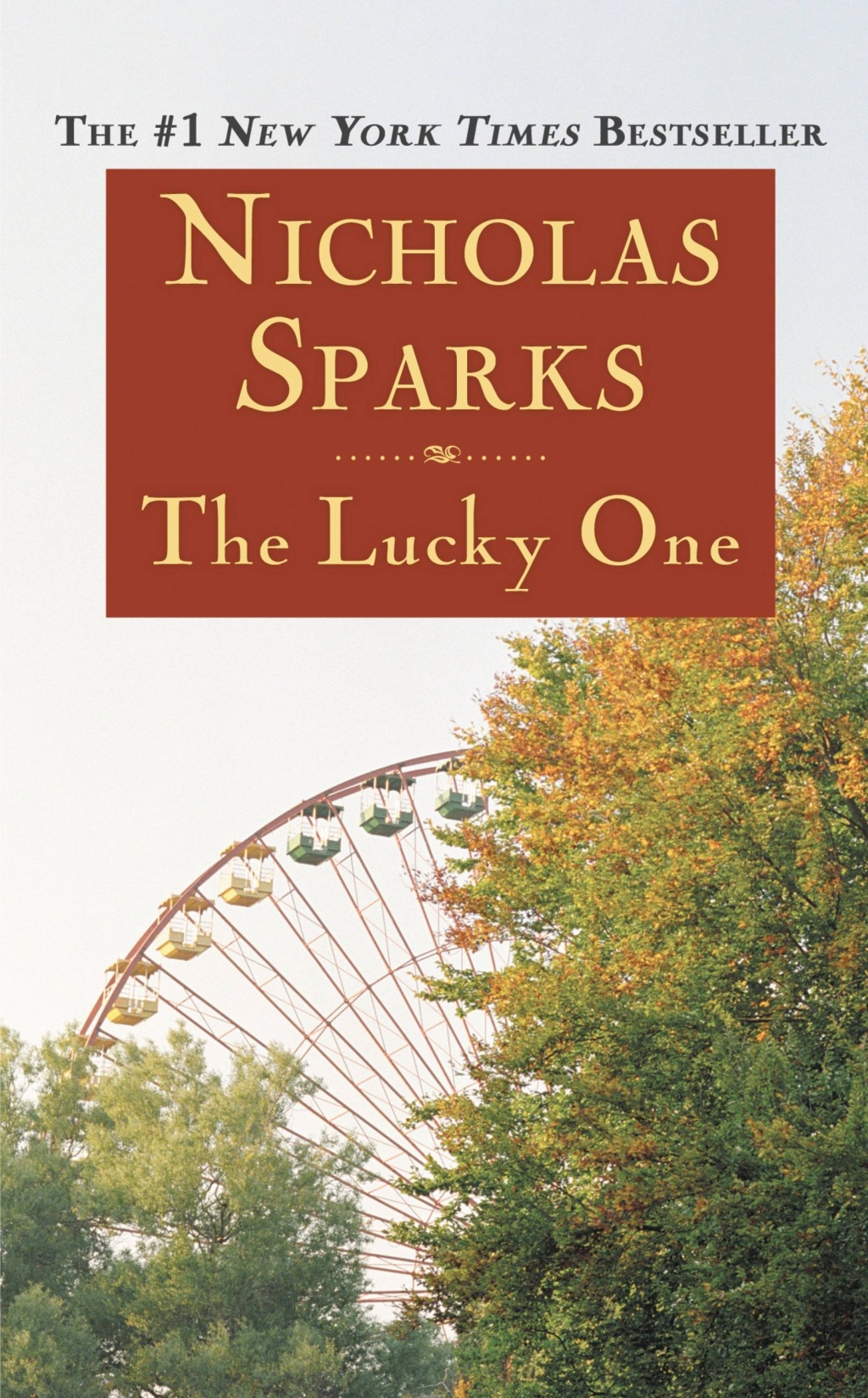 an evaluation using feminist perspective in the lucky one a novel by nicholas sparks