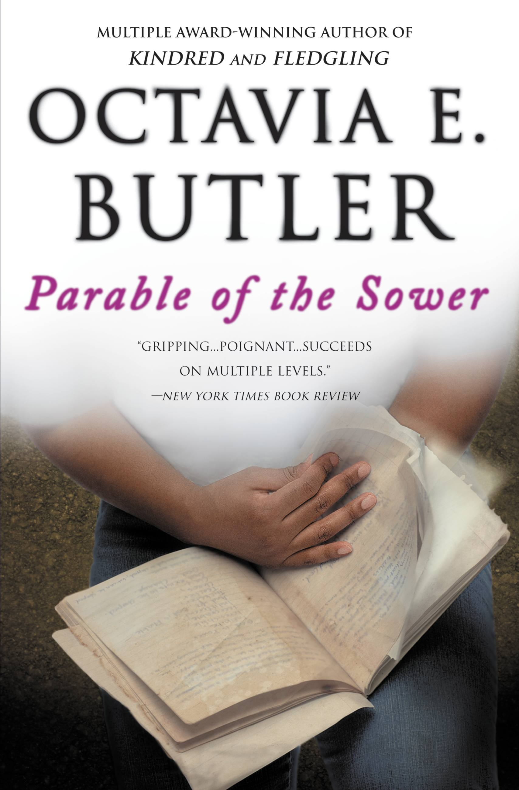 Parable Of The Sower By Octavia E Butler  Hachette Book -7107