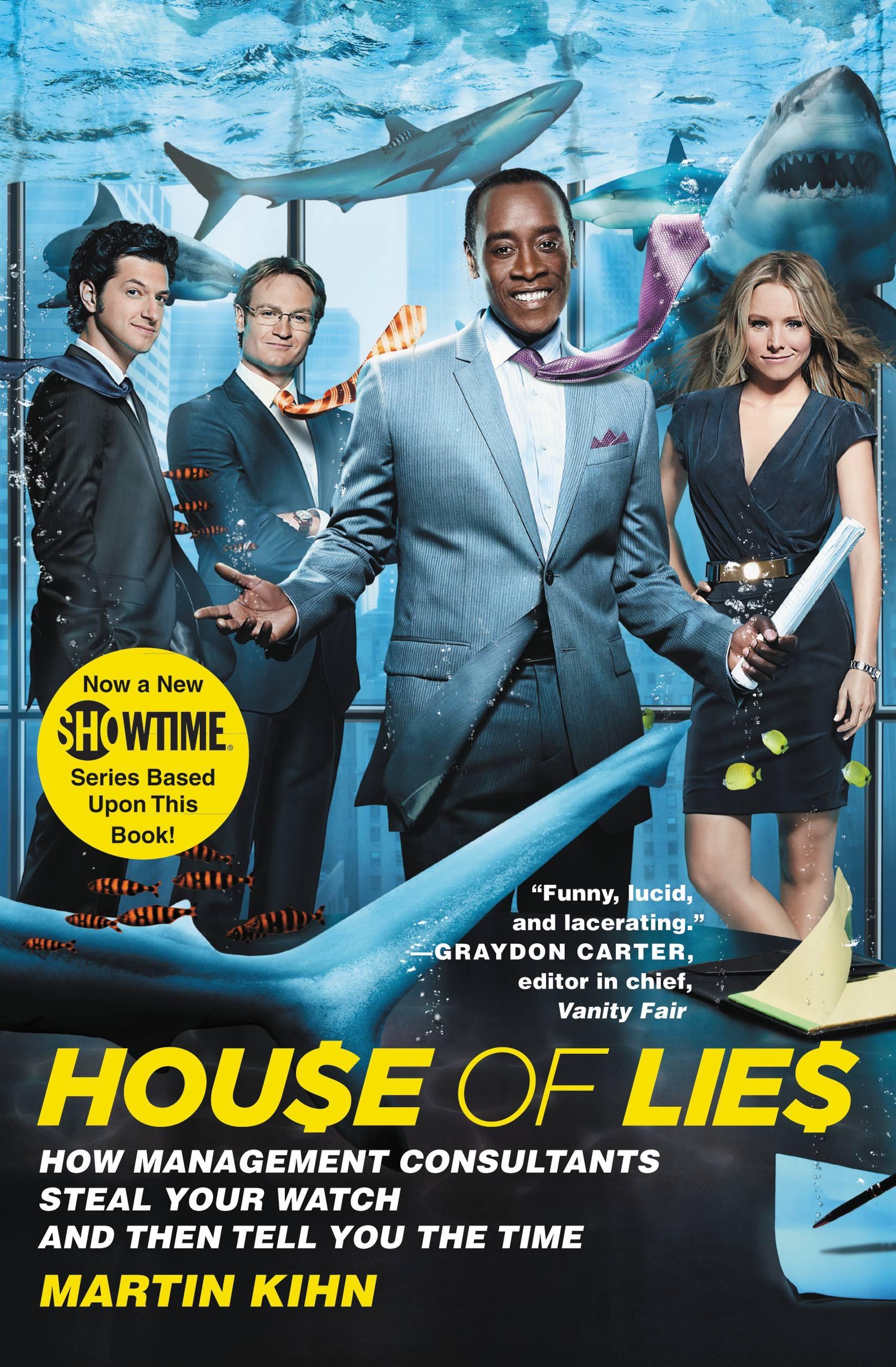 House of Lies  Serie Completa  HD Español Latino