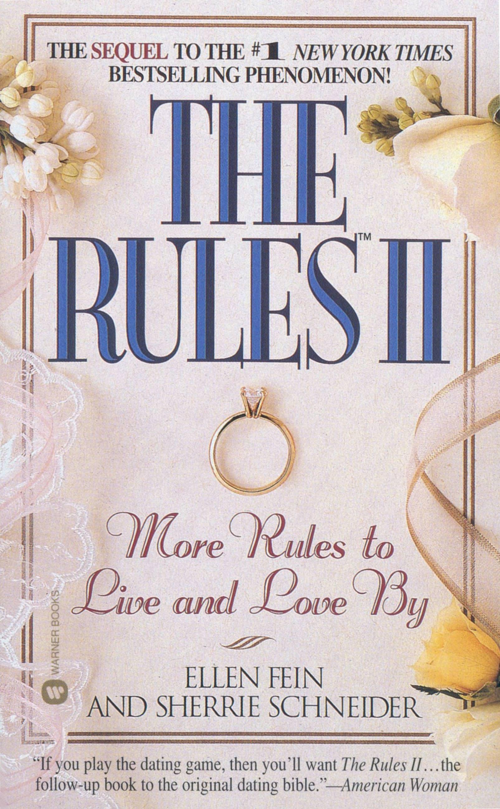 The Rules(TM) II by Ellen Fein | Hachette Book Group